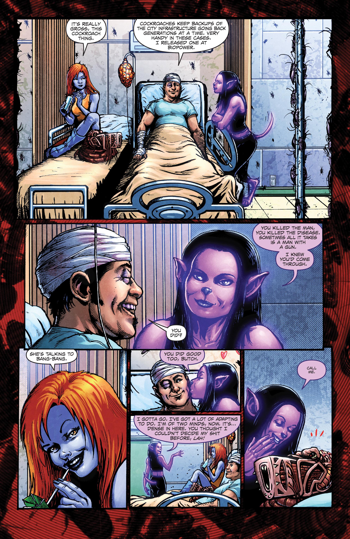 Read online Ballistic (2013) comic -  Issue #5 - 26