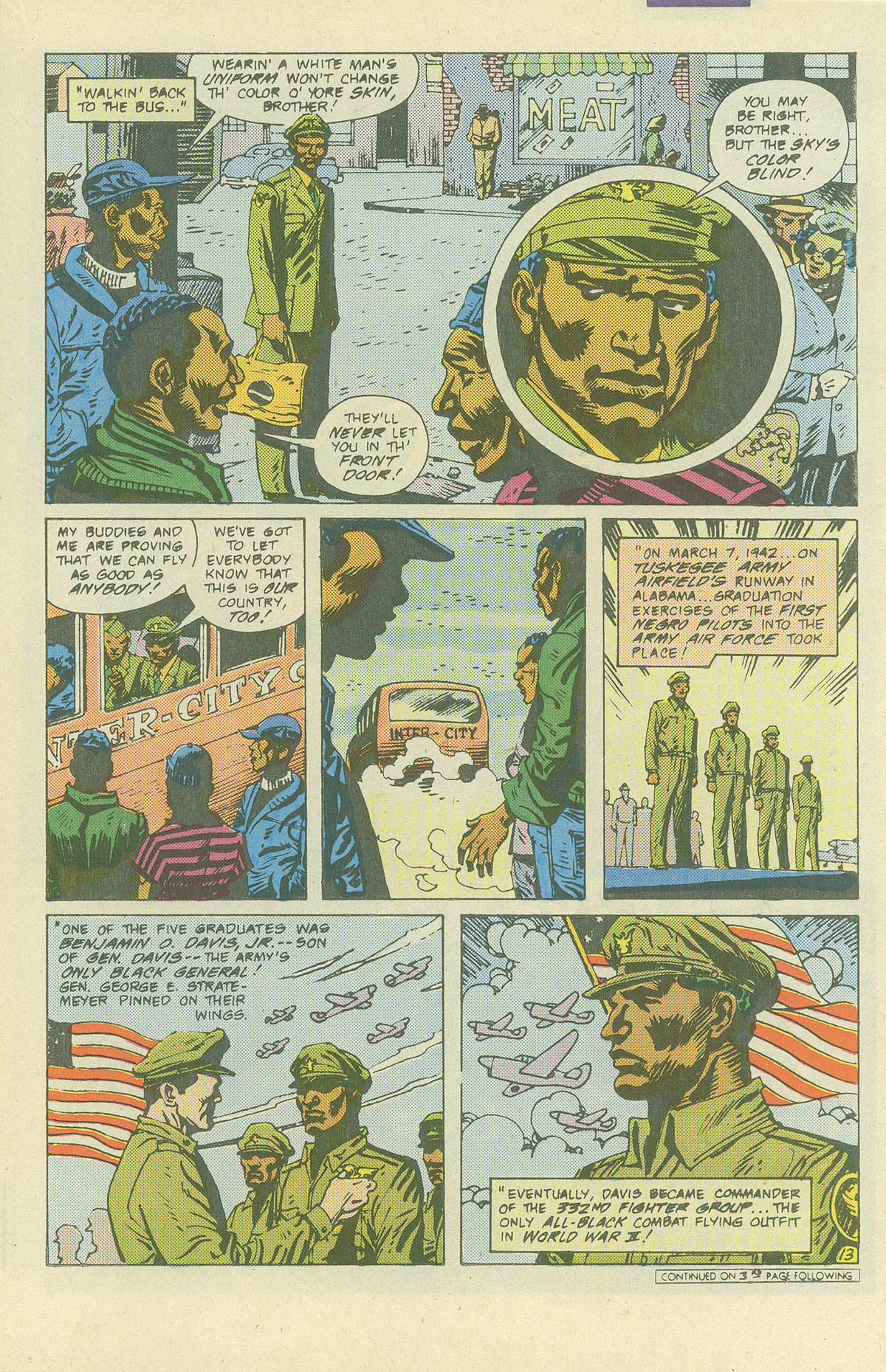 Read online Sgt. Rock comic -  Issue #405 - 16