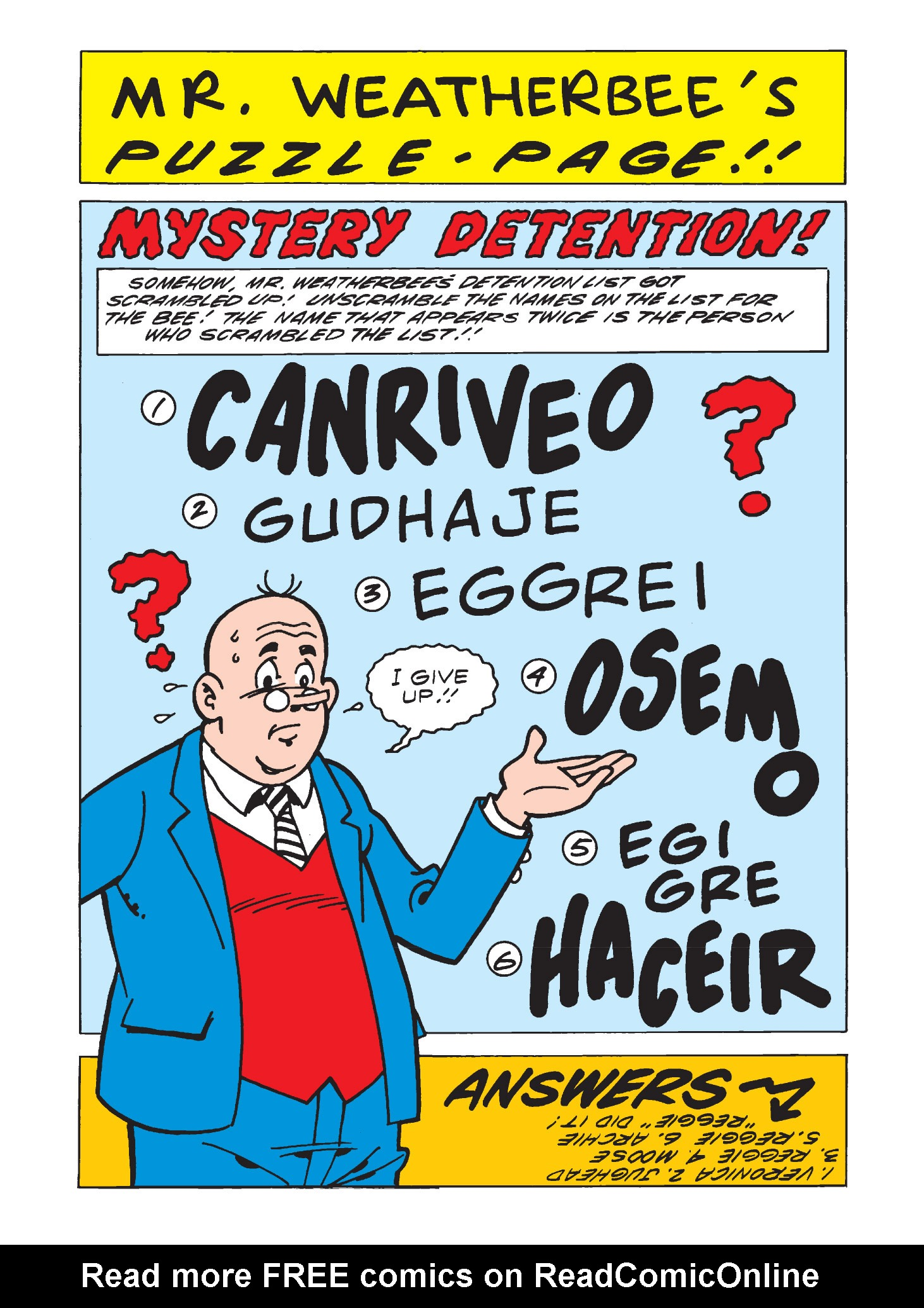 Read online Archie's Funhouse Double Digest comic -  Issue #3 - 150
