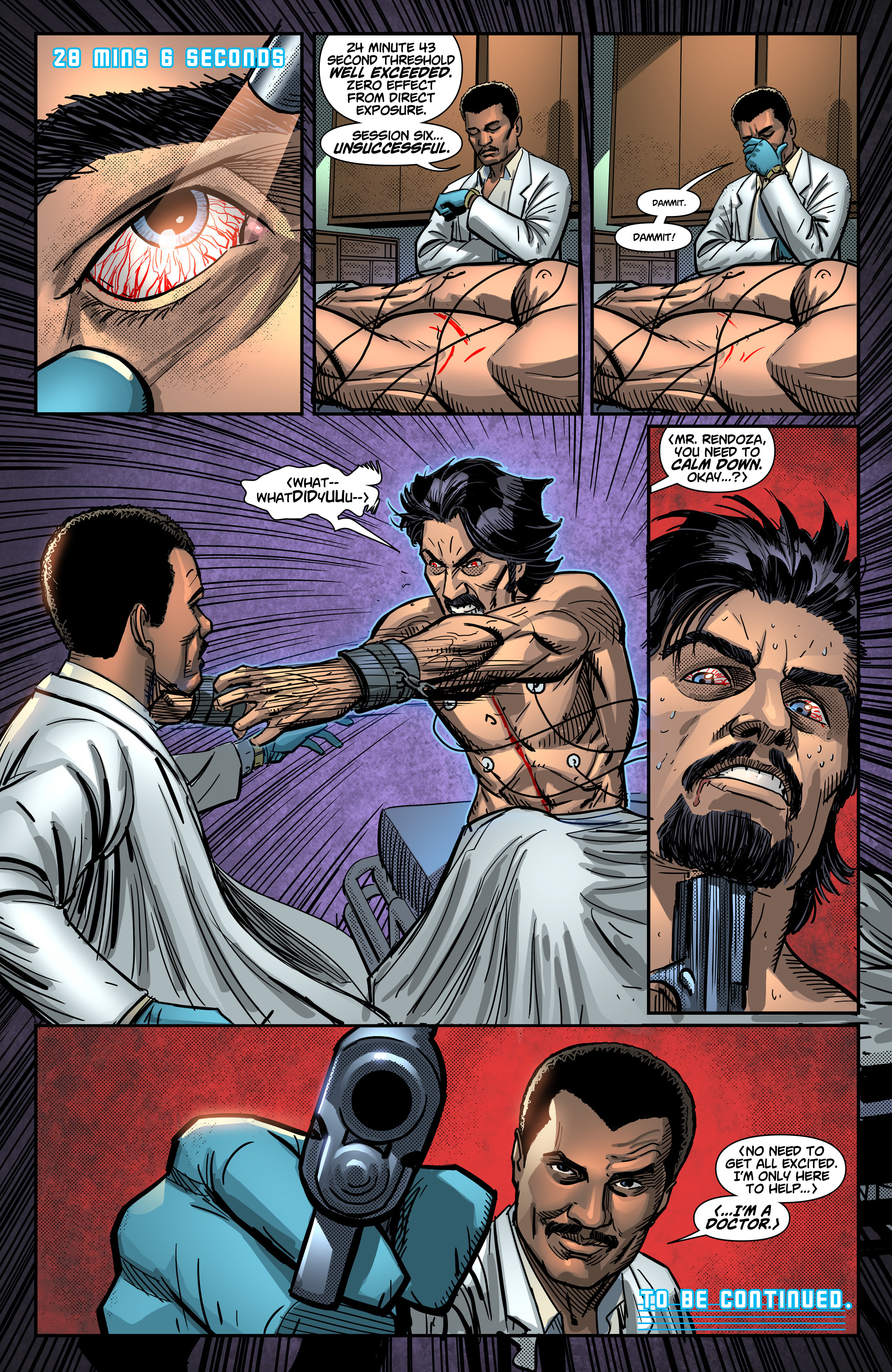 Read online Noble comic -  Issue #2 - 25