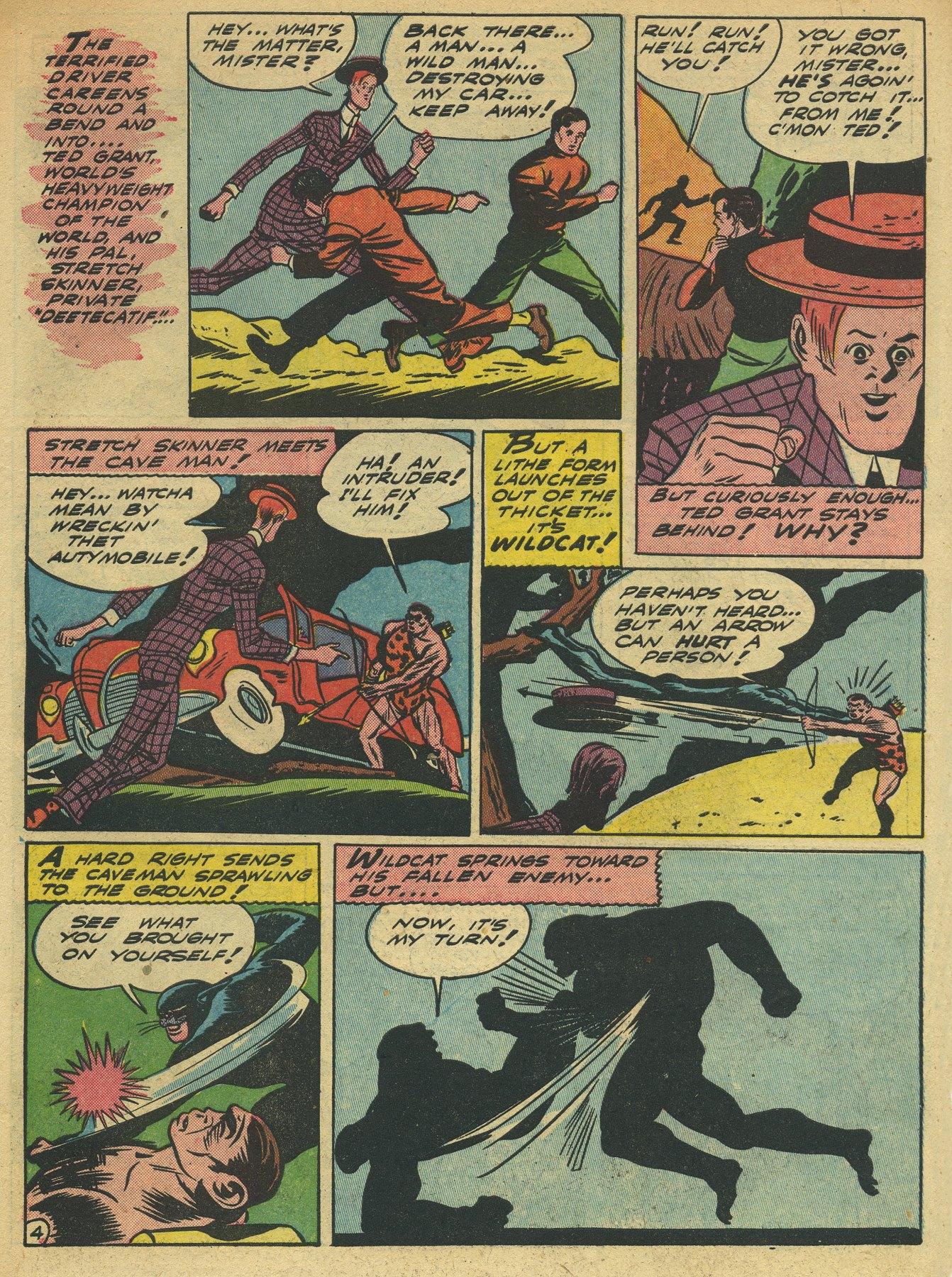 Read online Sensation (Mystery) Comics comic -  Issue #10 - 59
