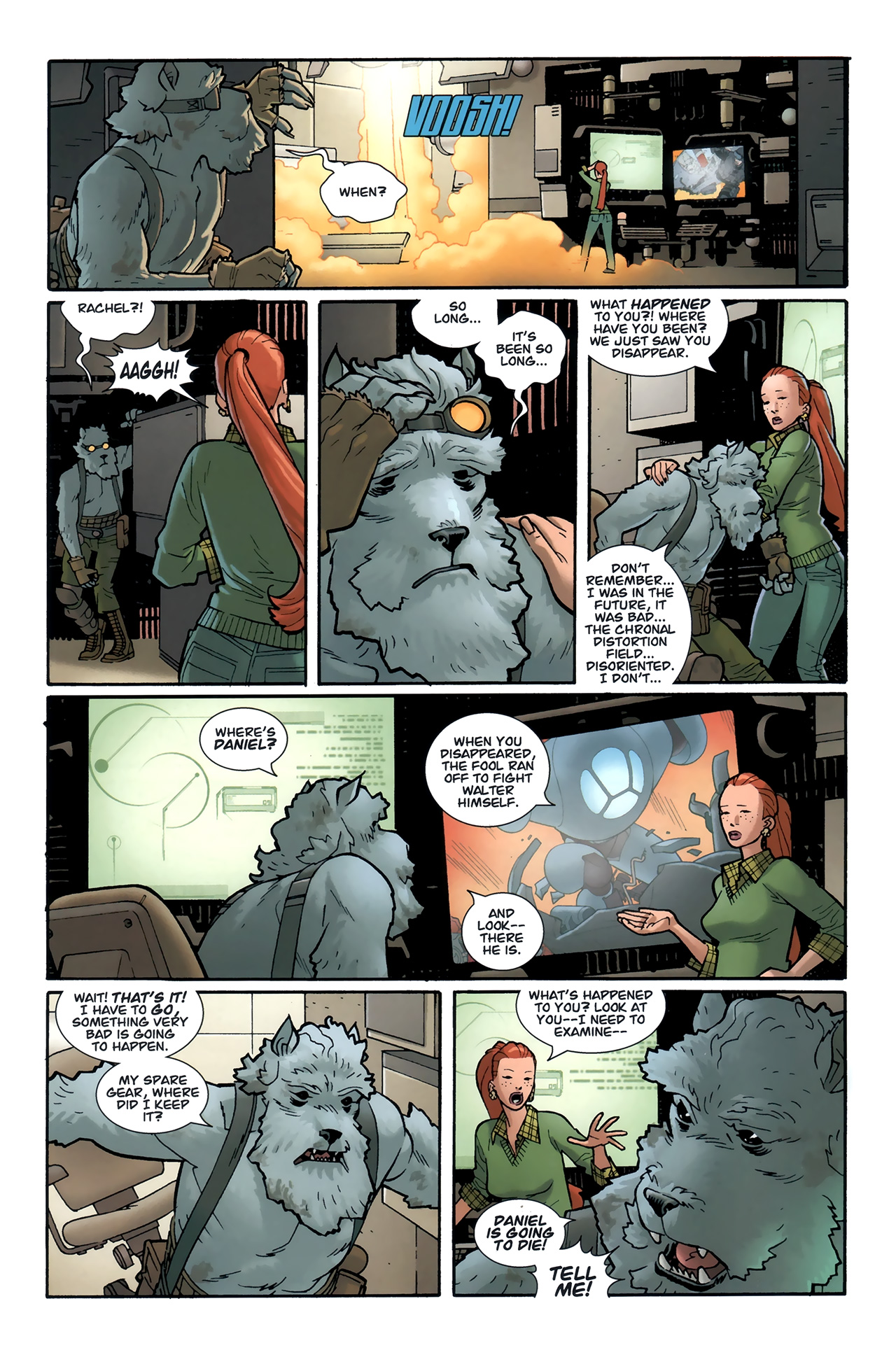 Read online Science Dog Special comic -  Issue #2 - 12