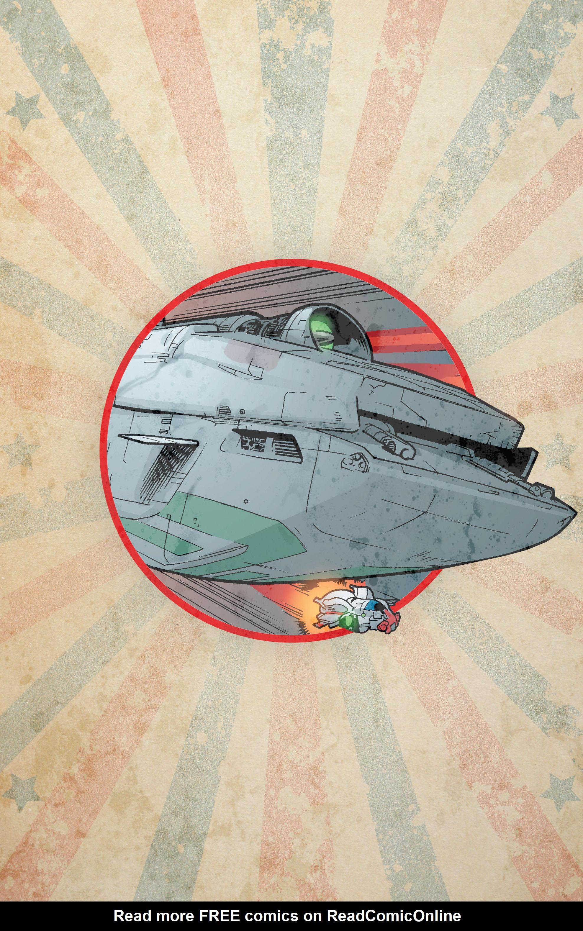 Read online Shockrockets comic -  Issue # TPB - 126