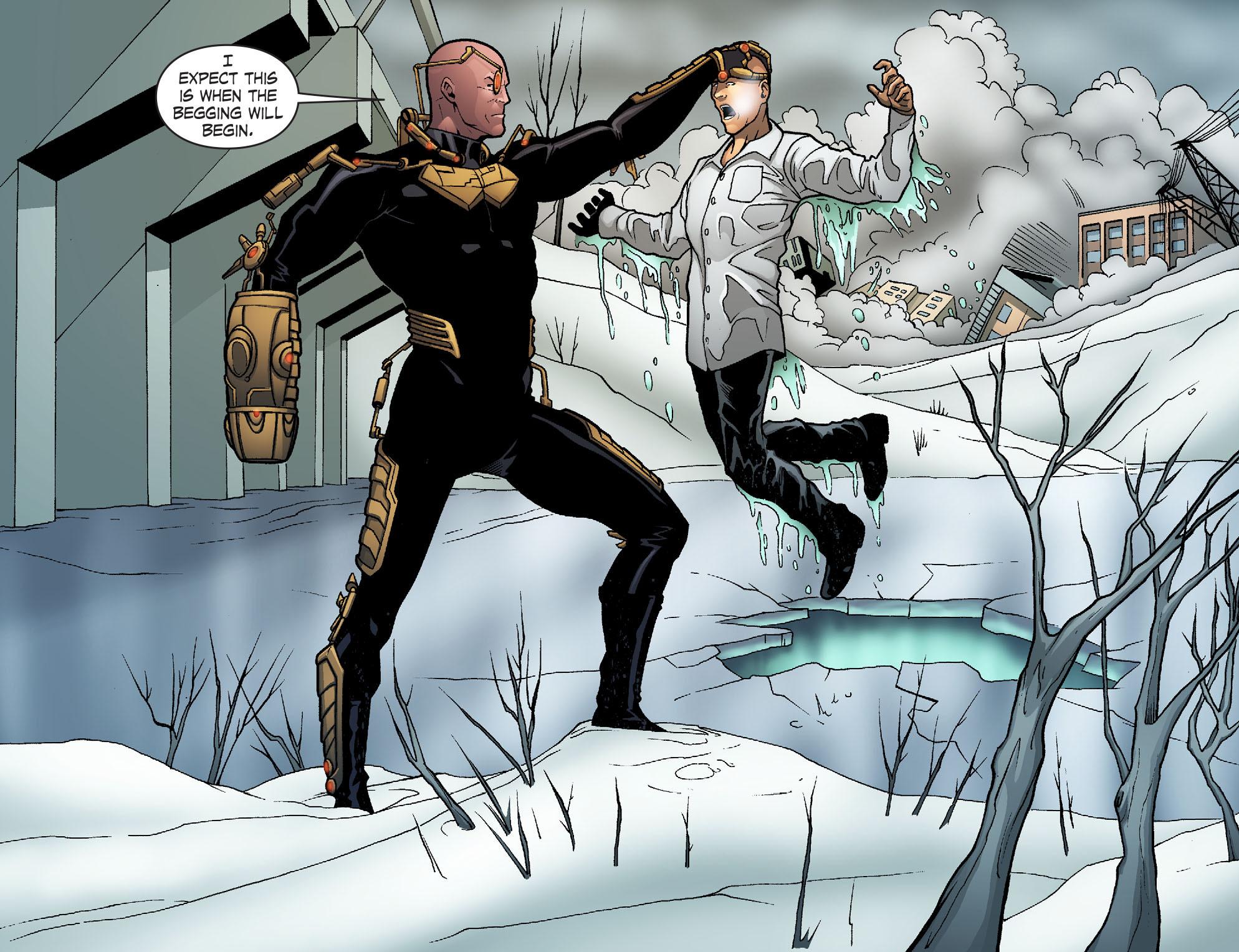 Read online Smallville: Alien comic -  Issue #10 - 8