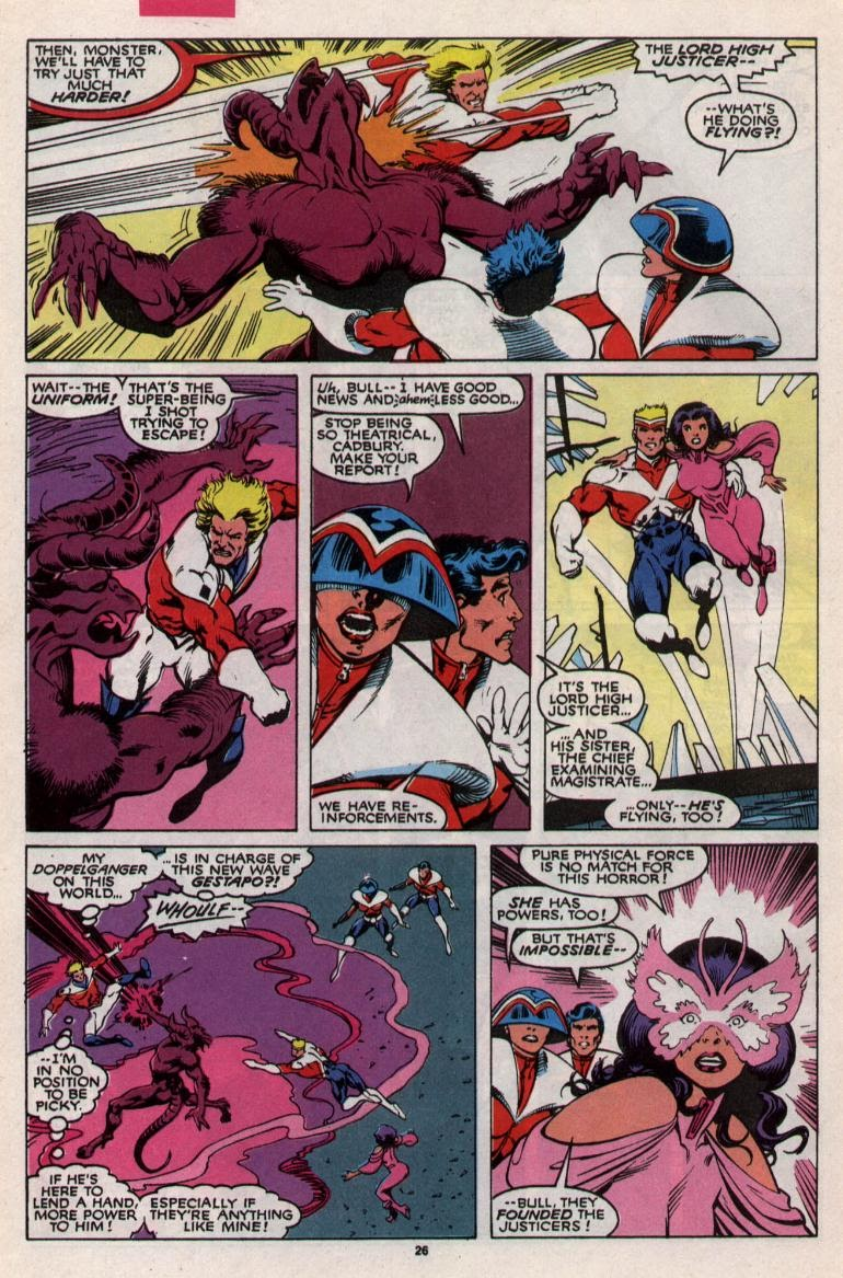 Excalibur (1988) issue 23 - Page 21