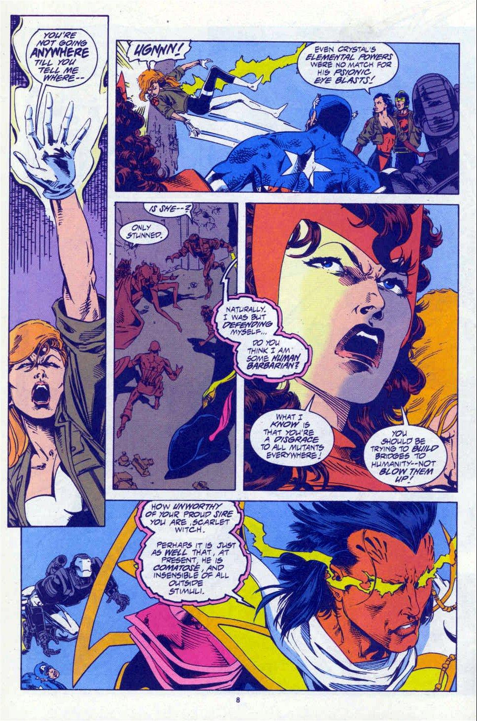 Avengers West Coast (1989) 101 Page 7
