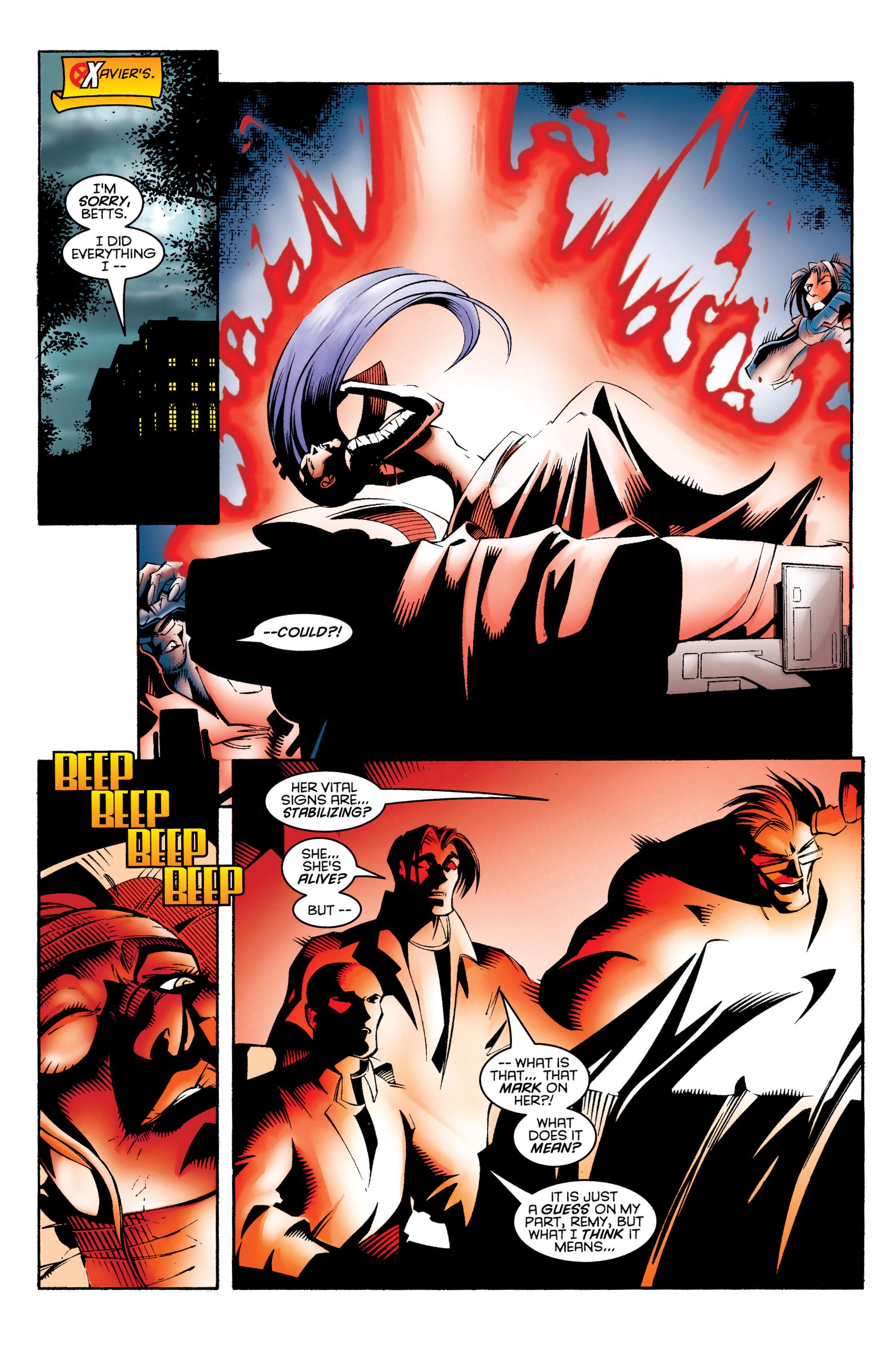 Read online Uncanny X-Men (1963) comic -  Issue #330 - 17