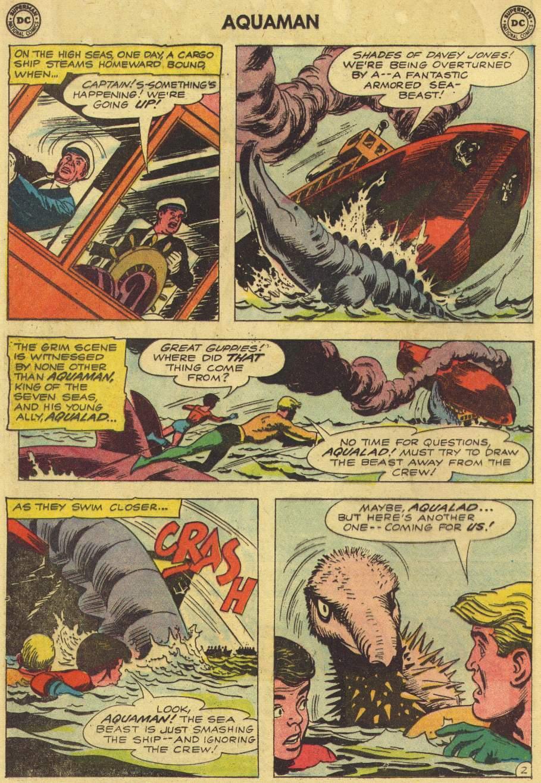 Read online Aquaman (1962) comic -  Issue #7 - 4