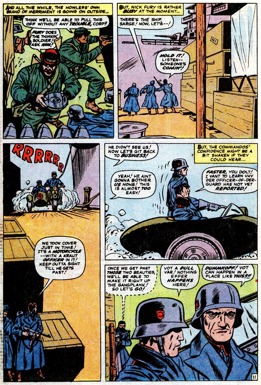 Sgt. Fury issue _Special_6 - Page 25