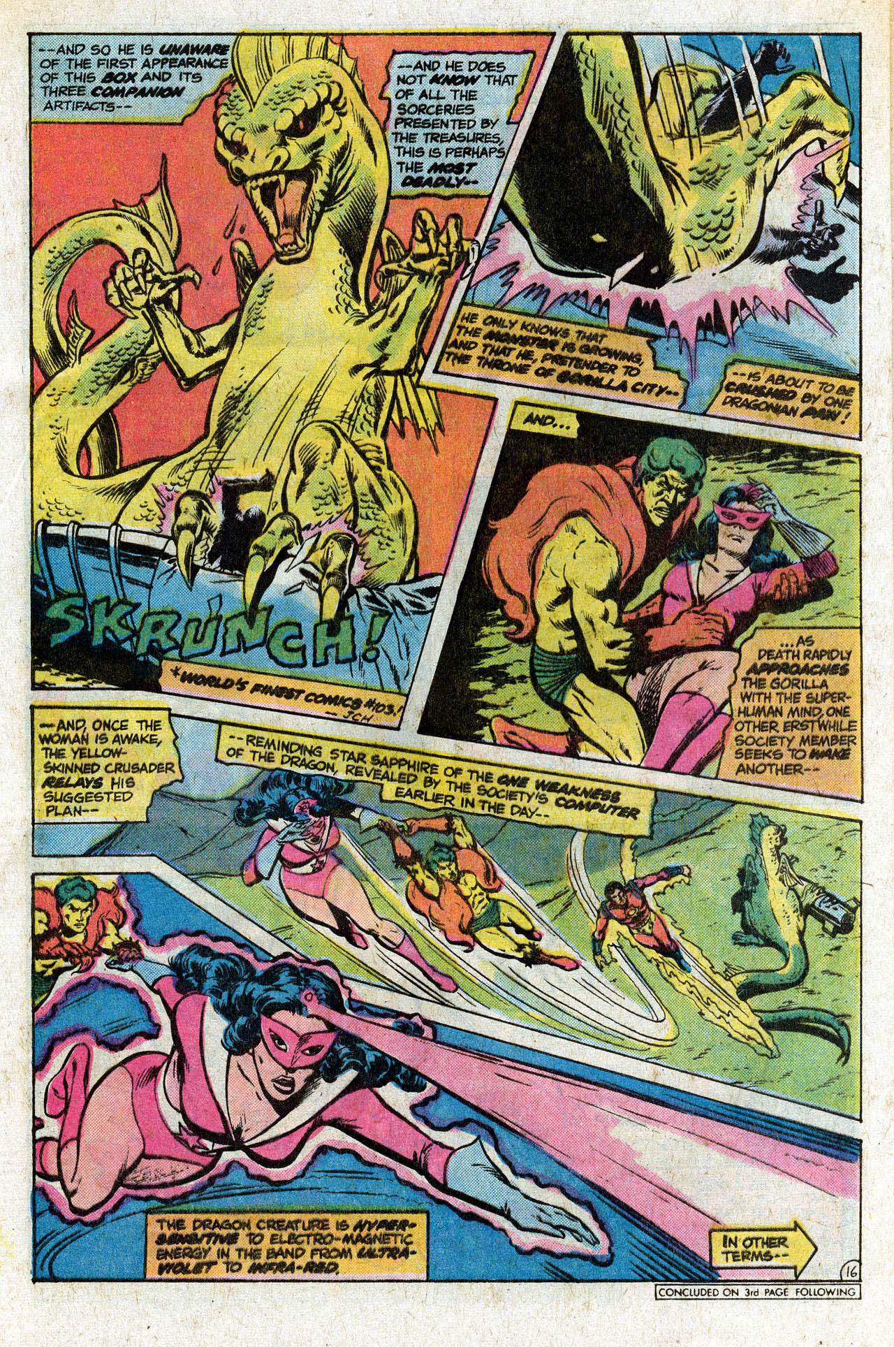 Read online Secret Society of Super-Villains comic -  Issue #9 - 28