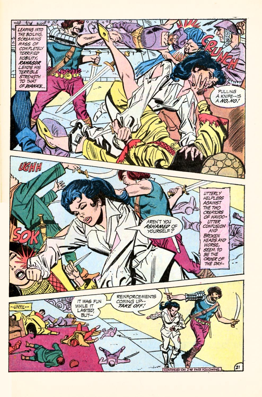 Read online Wonder Woman (1942) comic -  Issue #190 - 27