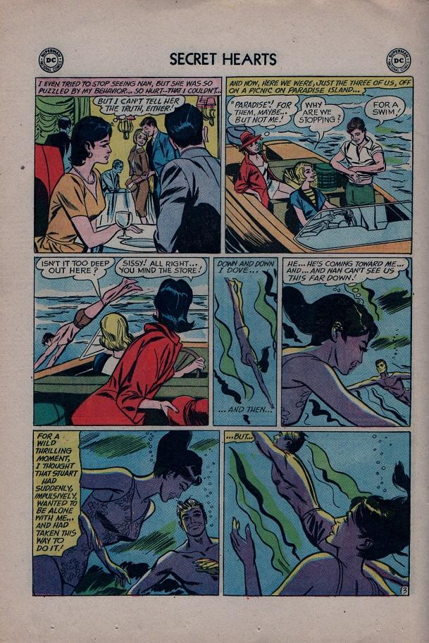 Read online Secret Hearts comic -  Issue #79 - 20
