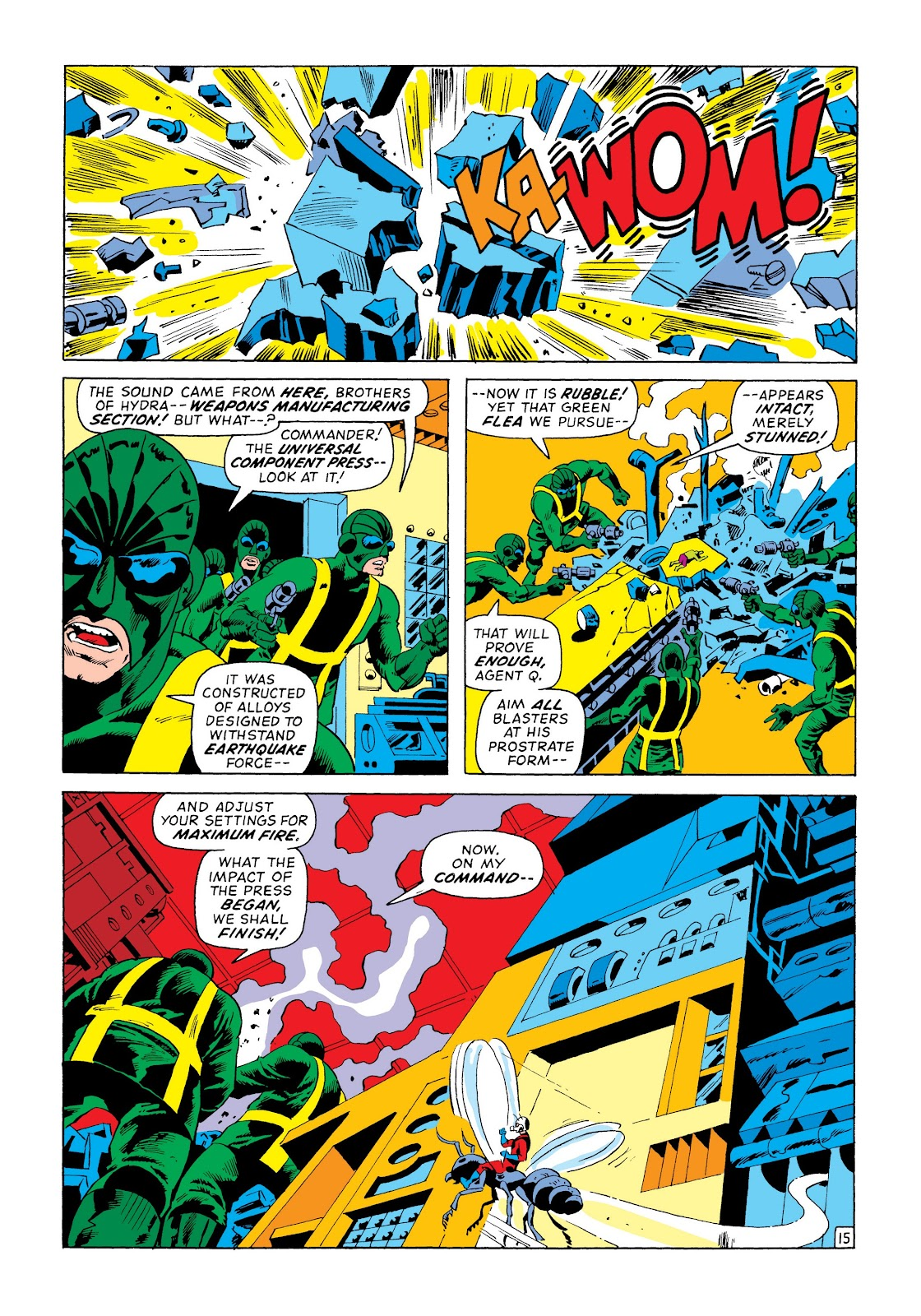 Read online Marvel Masterworks: The Incredible Hulk comic -  Issue # TPB 8 (Part 3) - 33