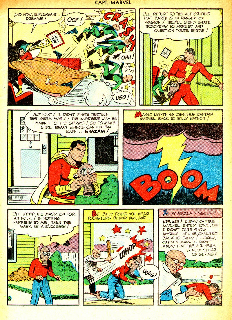 Captain Marvel Adventures issue 88 - Page 41