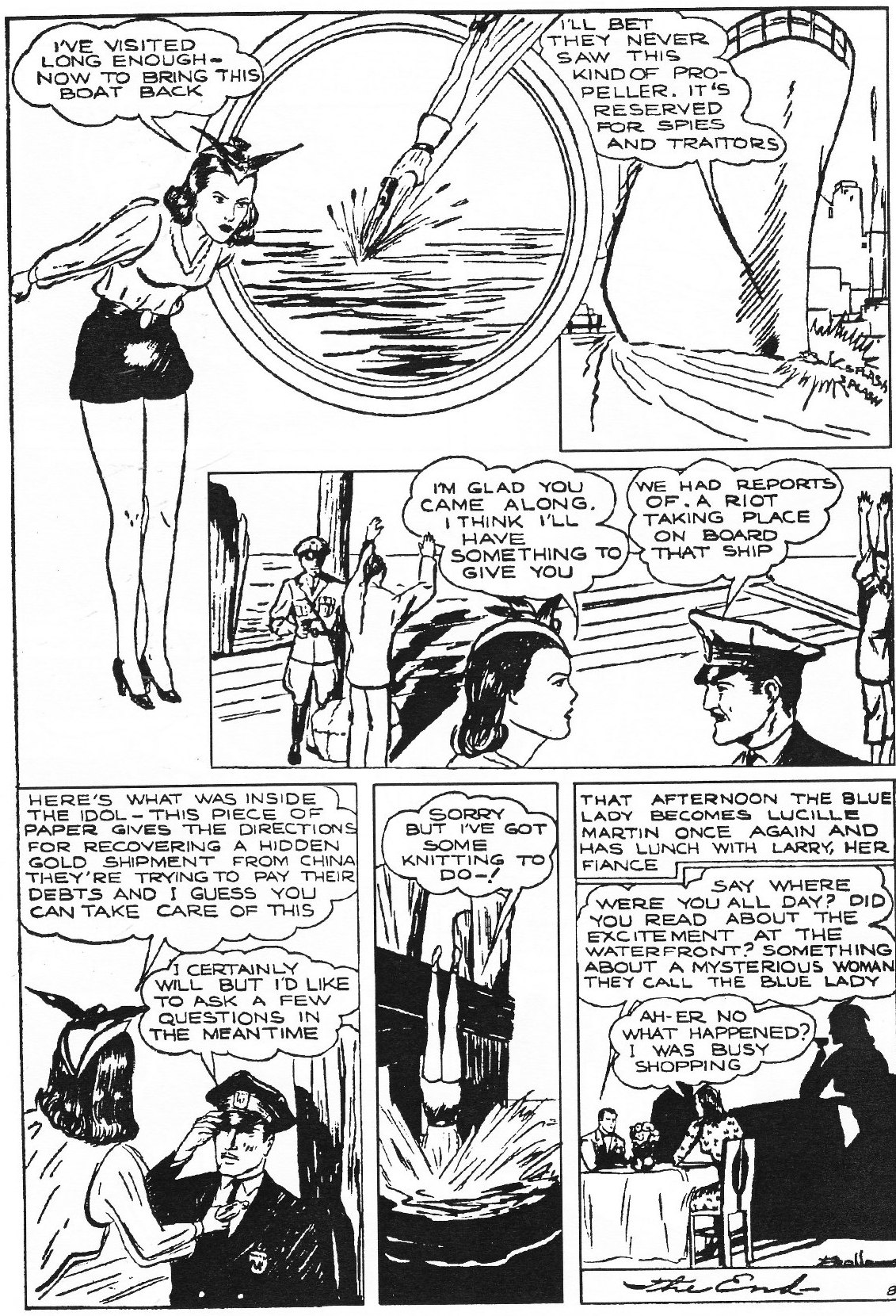 Read online Men of Mystery Comics comic -  Issue #82 - 210