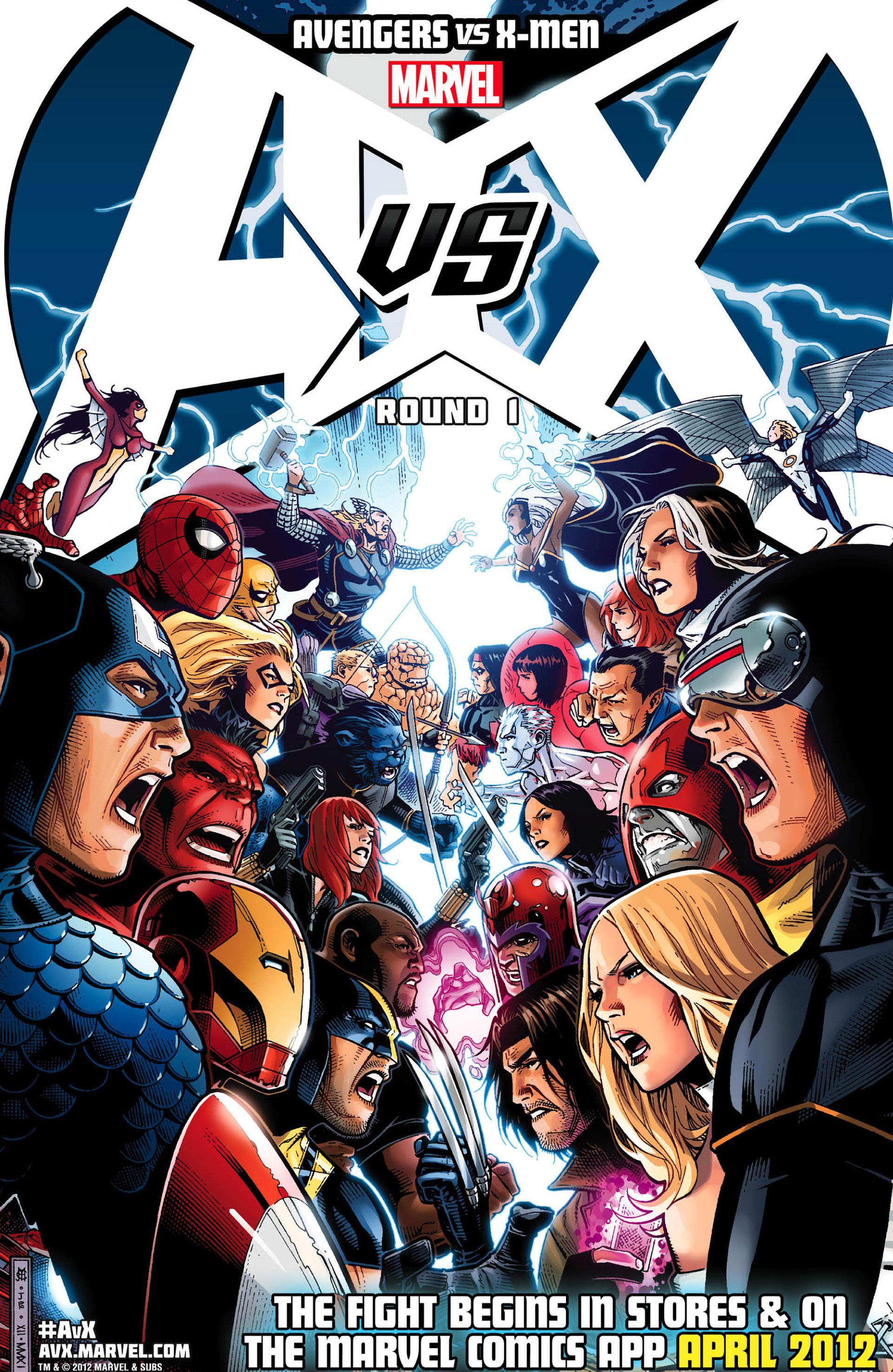 Read online Age of Apocalypse (2012) comic -  Issue #1 - 22