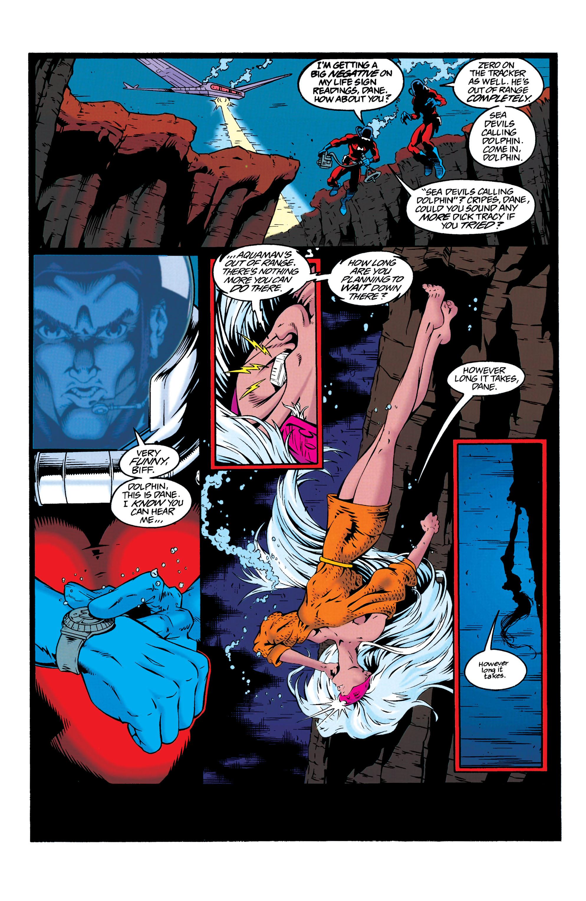 Read online Aquaman (1994) comic -  Issue #30 - 2