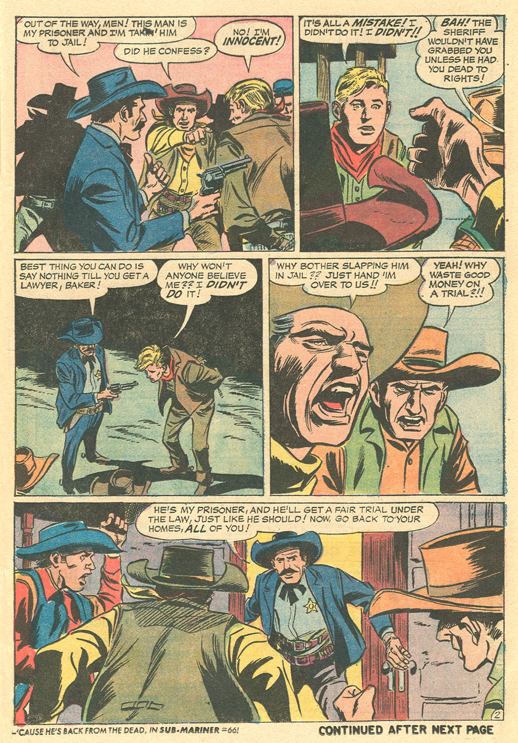 Read online Two-Gun Kid comic -  Issue #113 - 17