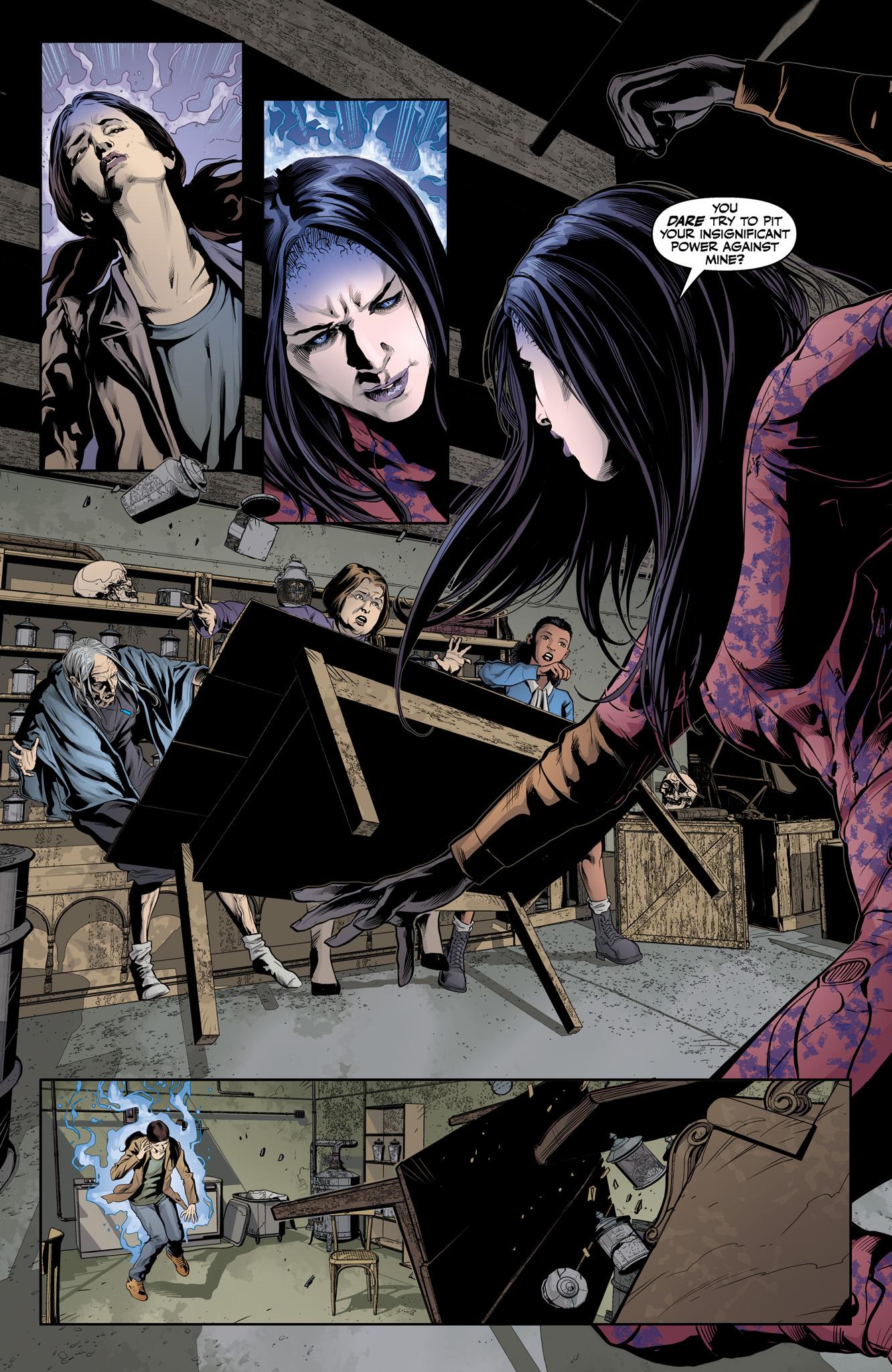 Read online Angel & Faith Season 10 comic -  Issue #15 - 21