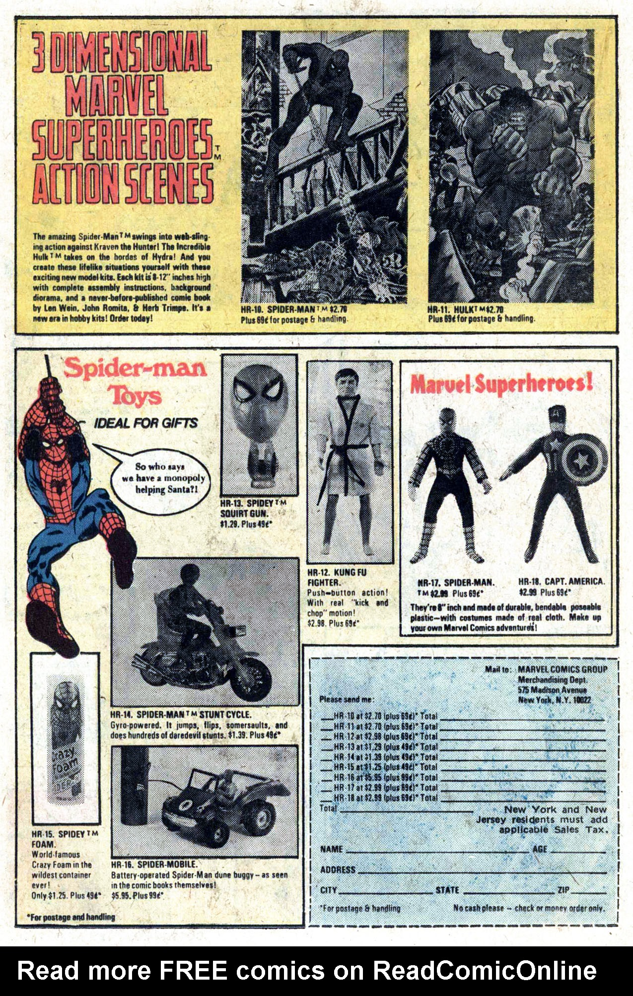 Read online Amazing Adventures (1970) comic -  Issue #28 - 21