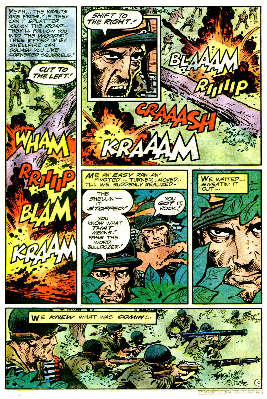 Read online Sgt. Rock comic -  Issue #375 - 5
