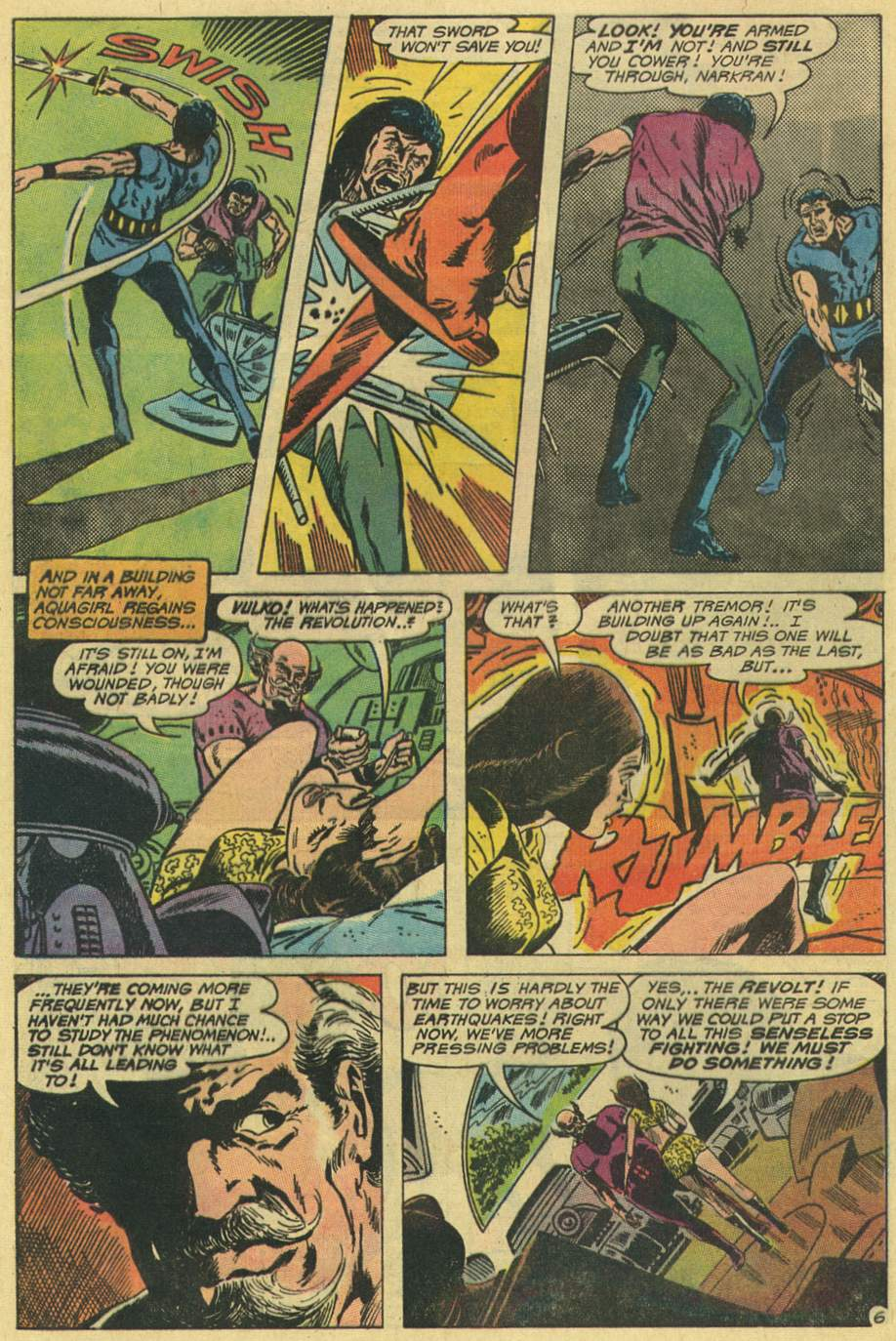 Read online Aquaman (1962) comic -  Issue #48 - 8
