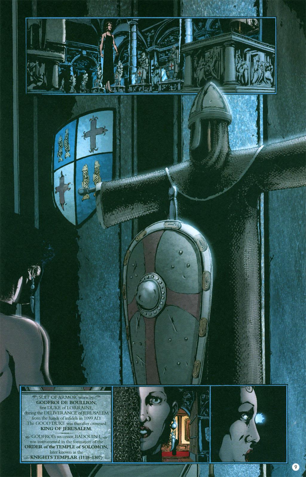 Read online Rex Mundi comic -  Issue #4 - 11