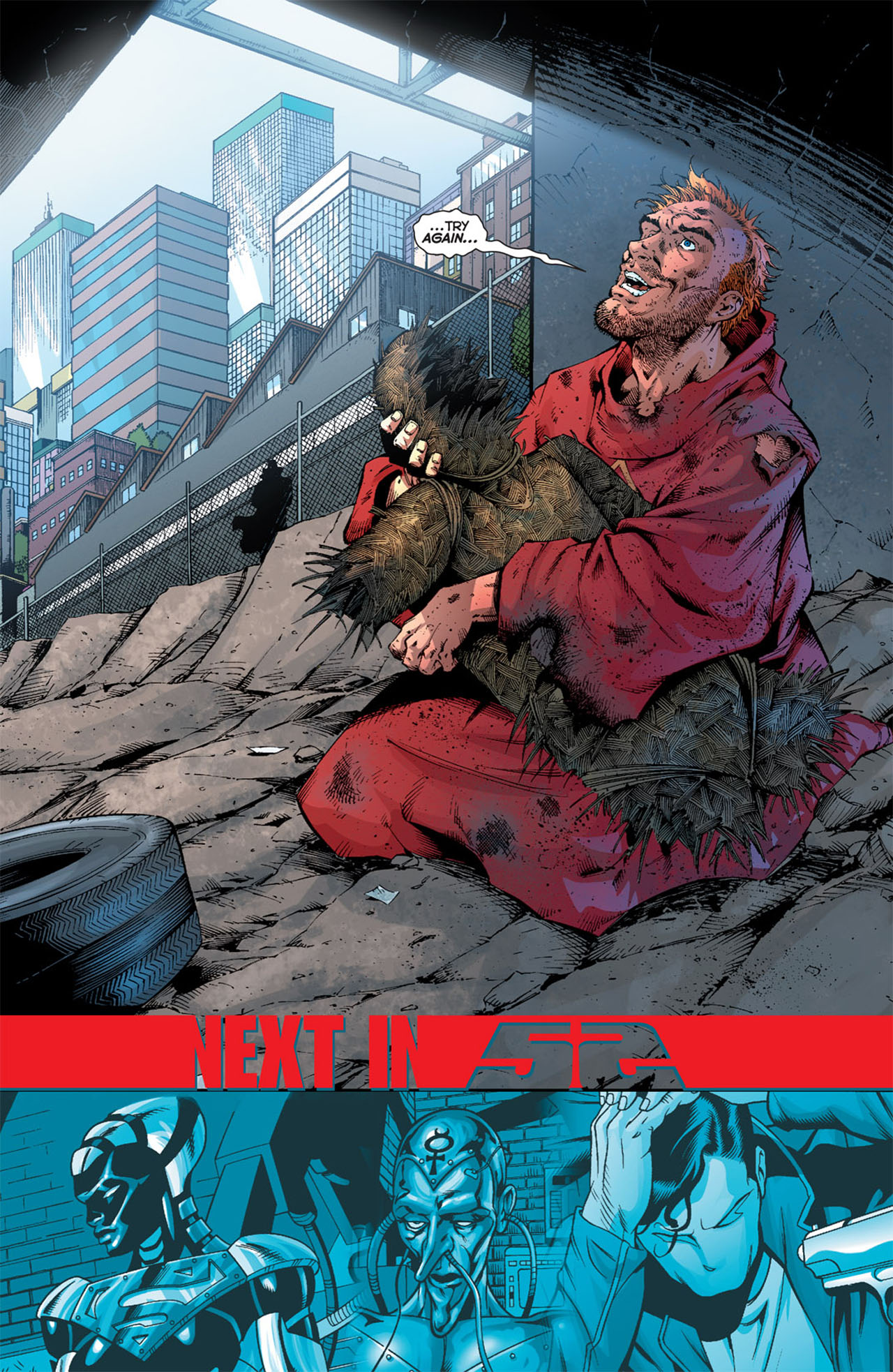 Read online 52 comic -  Issue #13 - 22