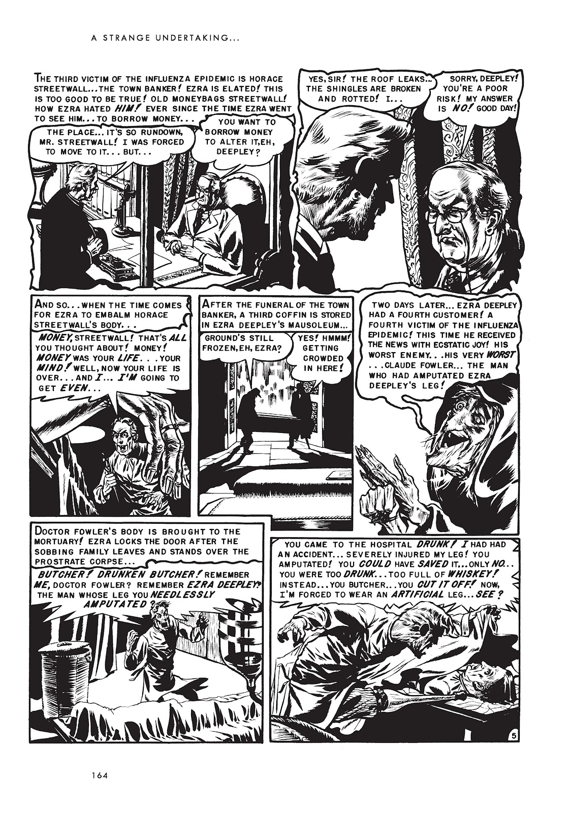 Read online Doctor of Horror and Other Stories comic -  Issue # TPB (Part 2) - 80
