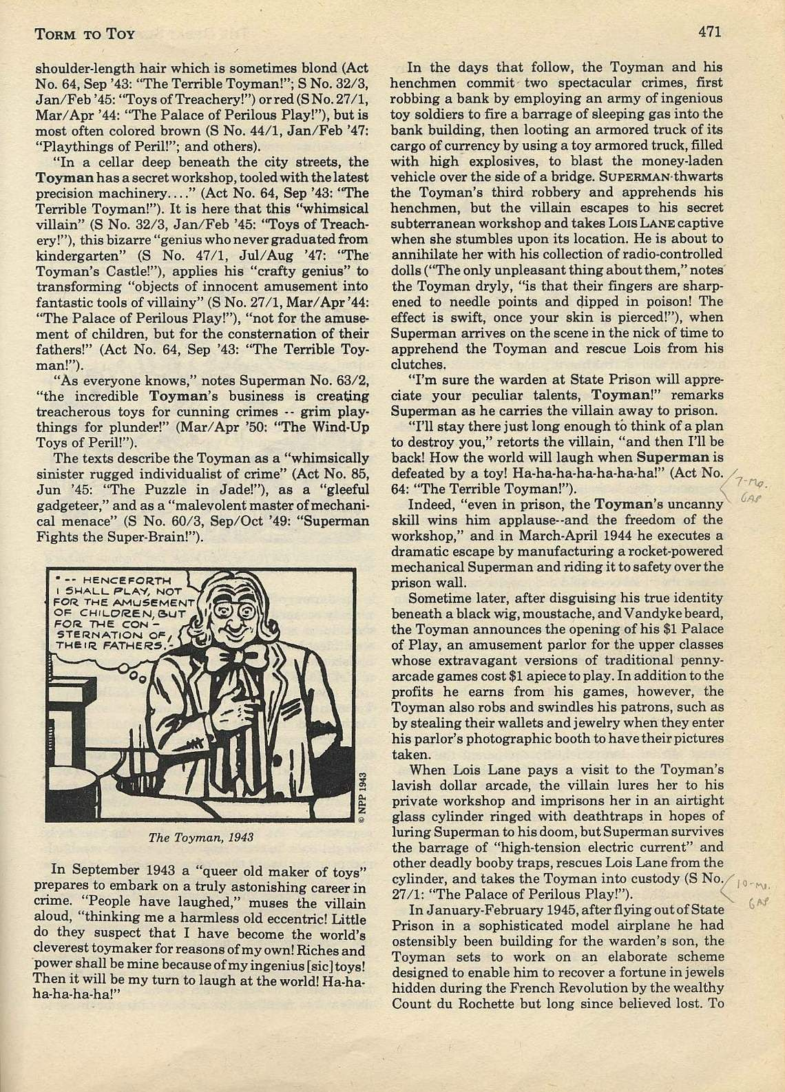 The Great Superman Book issue TPB (Part 5) - Page 72