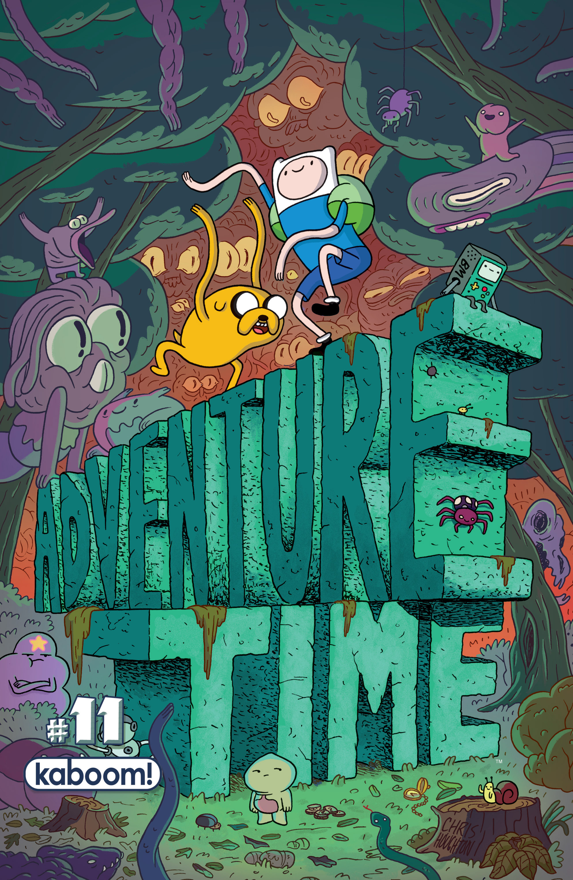 Read online Adventure Time comic -  Issue #11 - 1