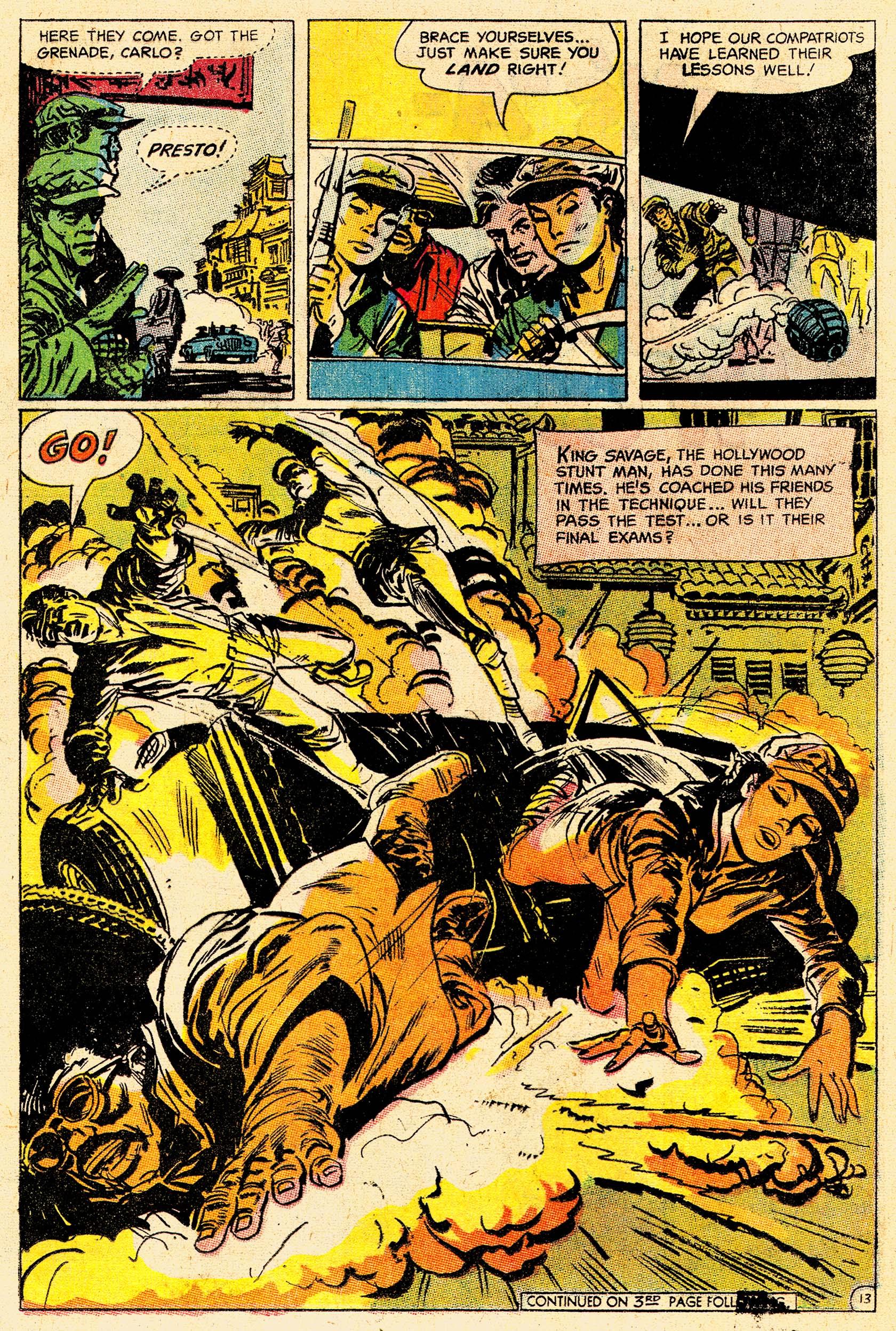 Read online Secret Six (1968) comic -  Issue #4 - 17