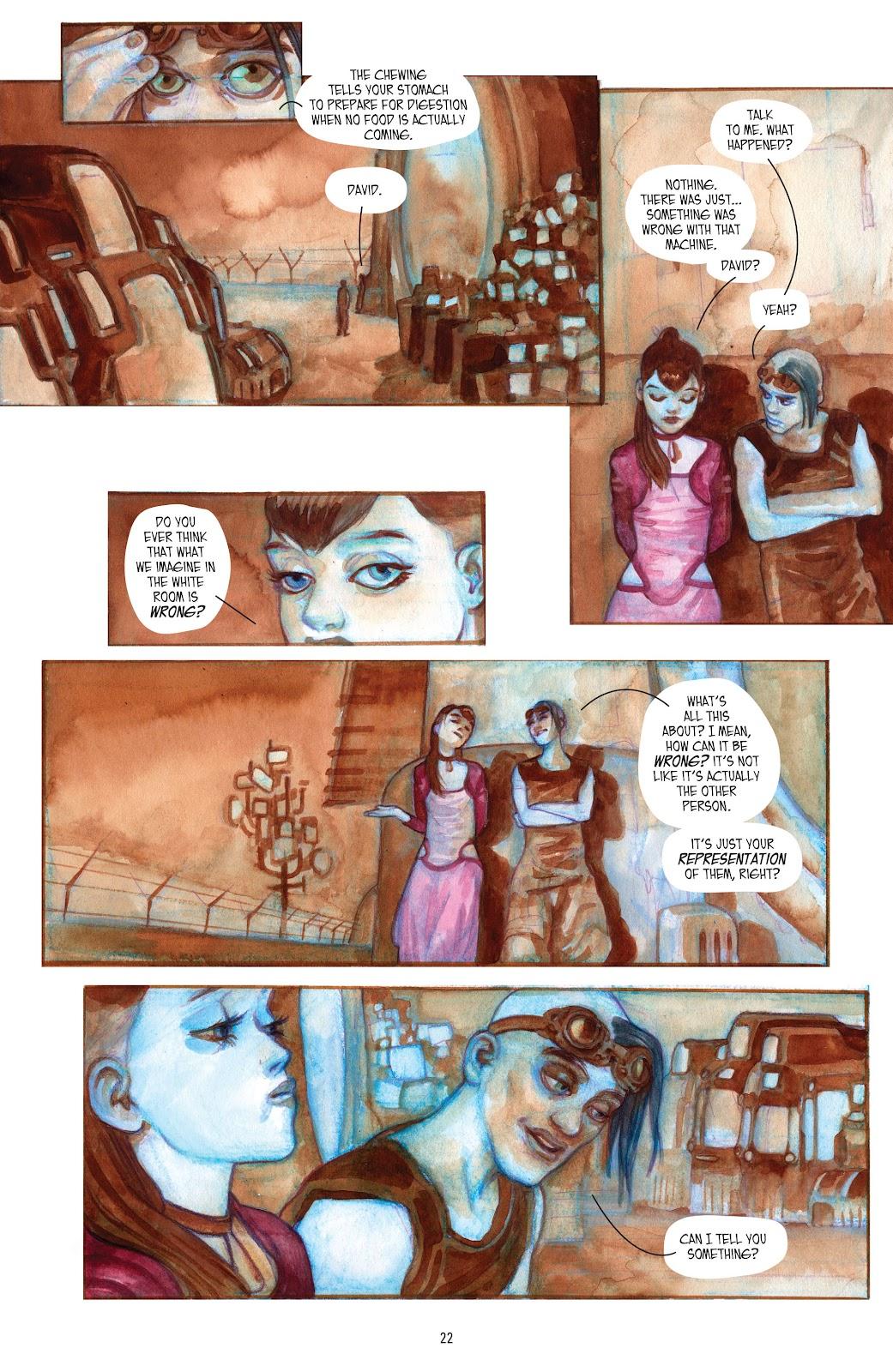 Read online Strange Adventures (2014) comic -  Issue # TPB (Part 1) - 20