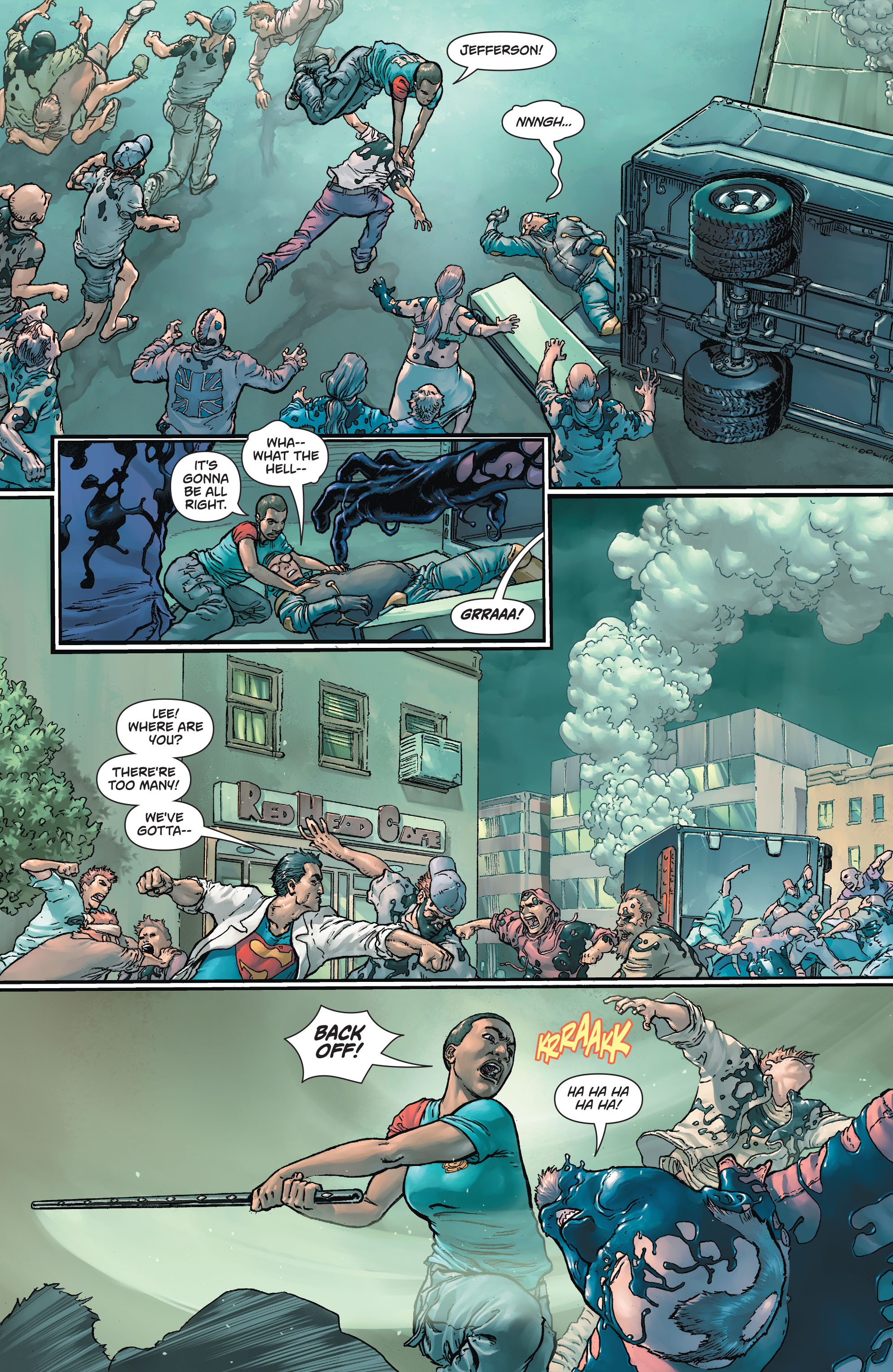 Read online Action Comics (2011) comic -  Issue #44 - 9