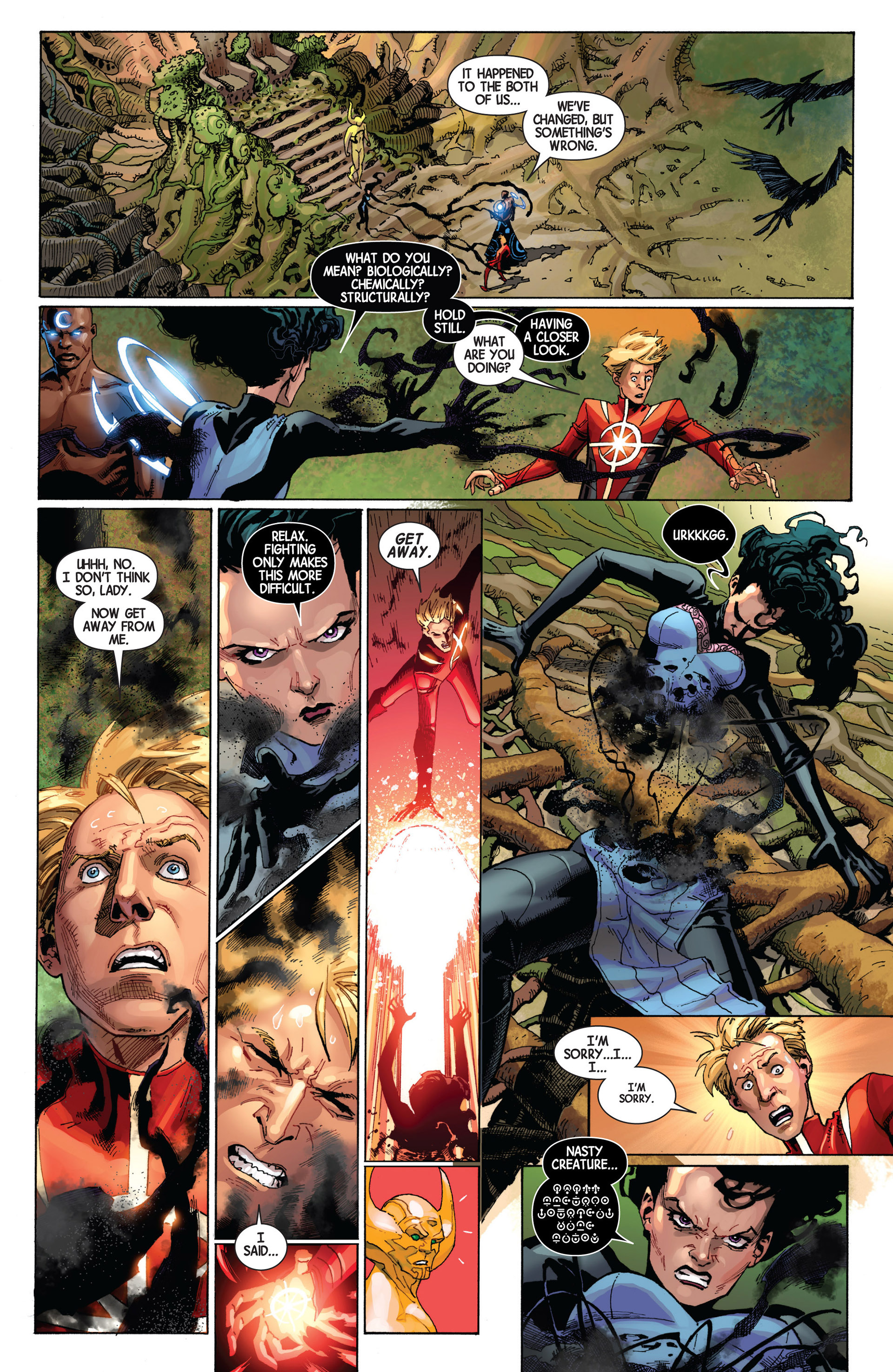 Read online Avengers (2013) comic -  Issue #9 - 6
