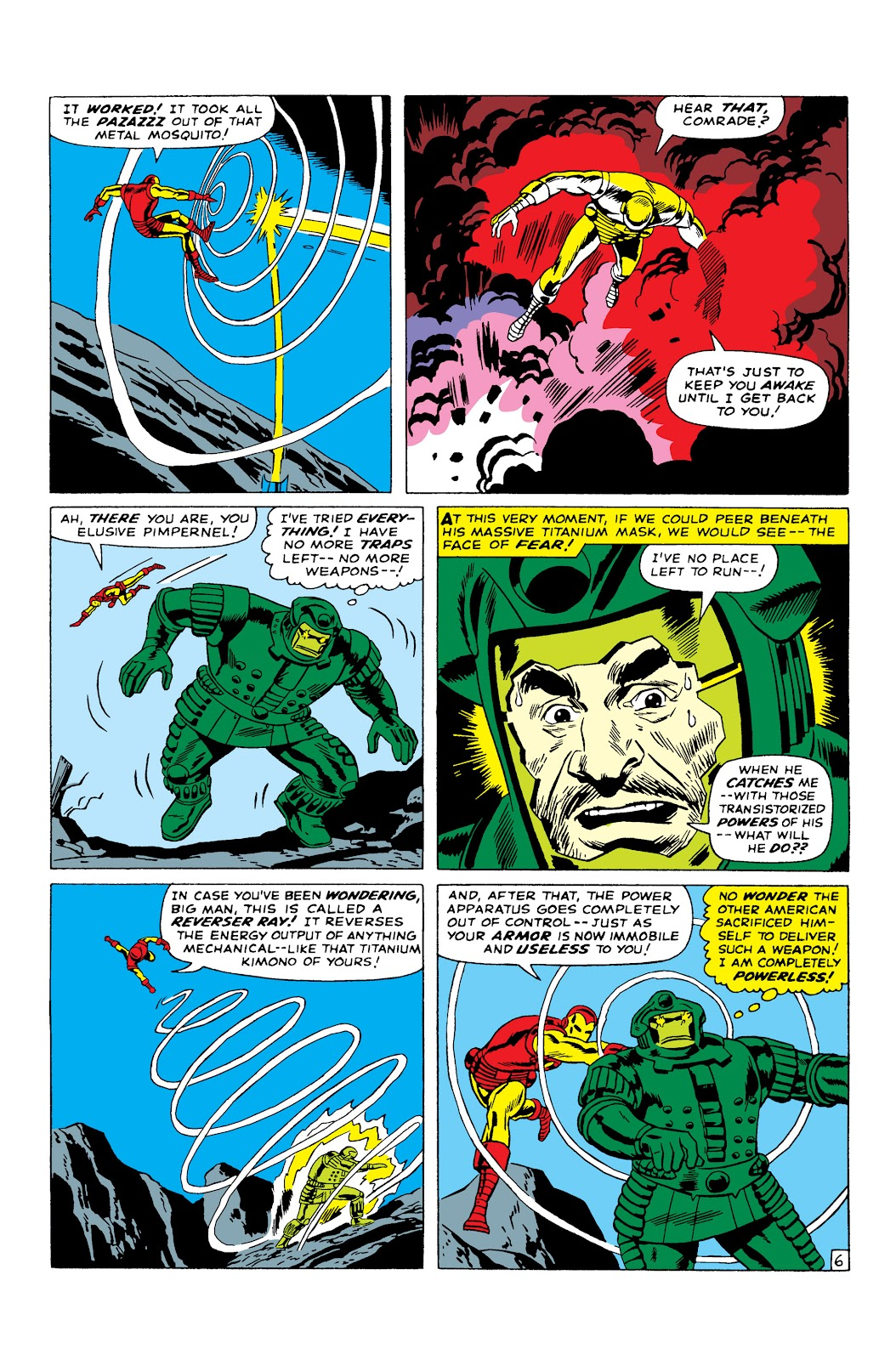 Tales of Suspense (1959) issue 71 - Page 7