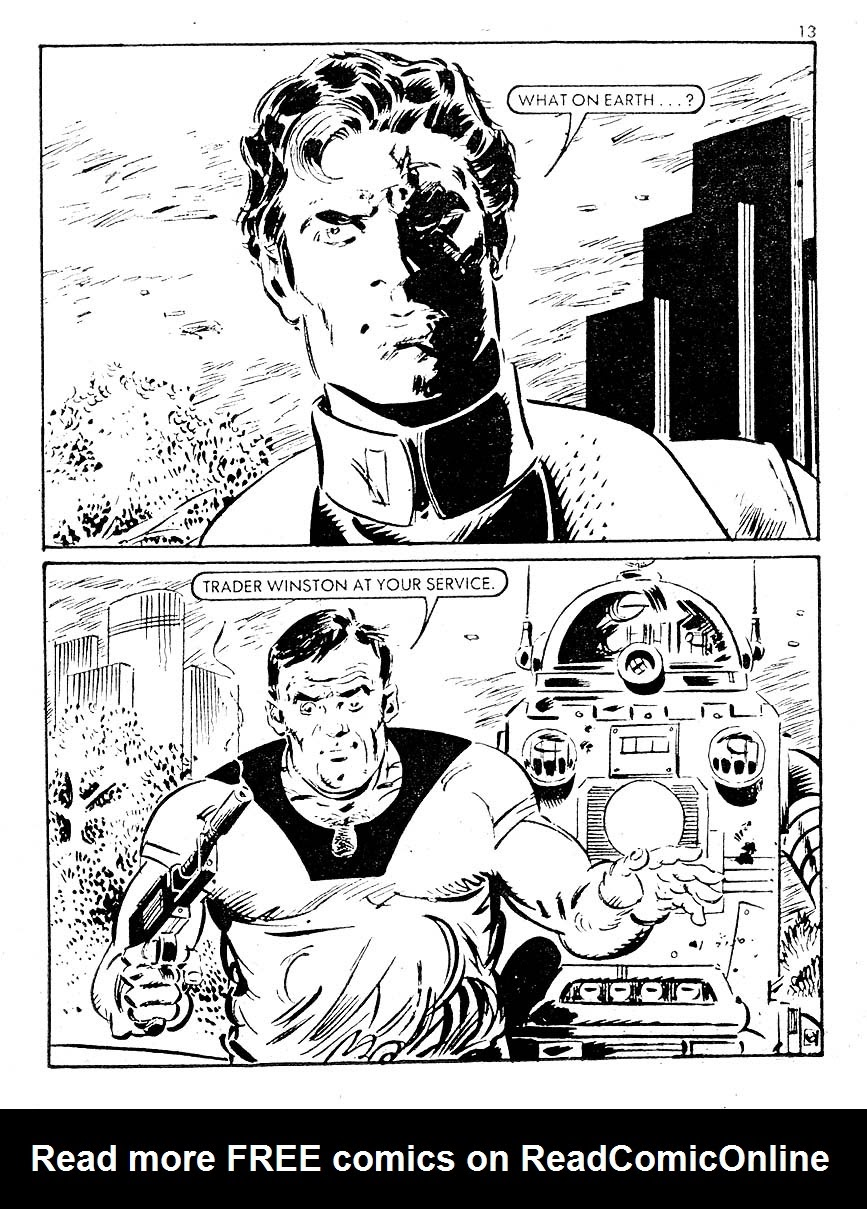 Starblazer issue 30 - Page 13