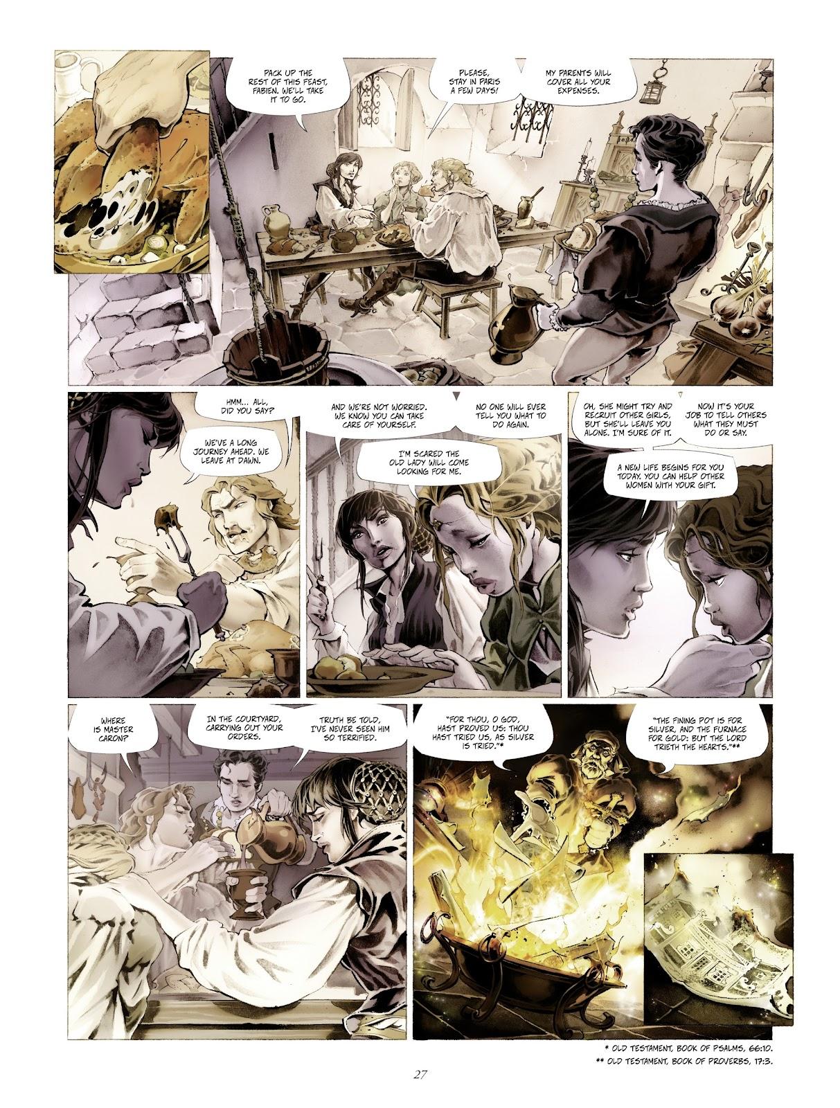 Read online Arthus Trivium comic -  Issue #4 - 29