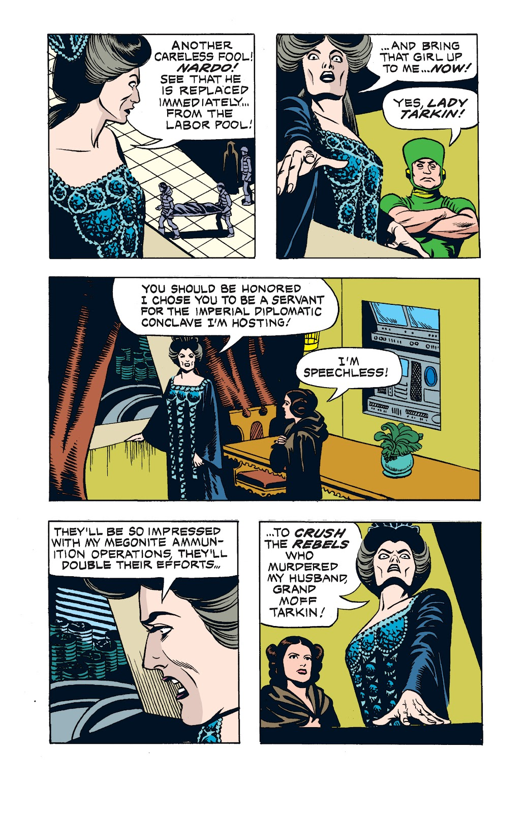 Read online Star Wars Legends: The Newspaper Strips - Epic Collection comic -  Issue # TPB (Part 2) - 55