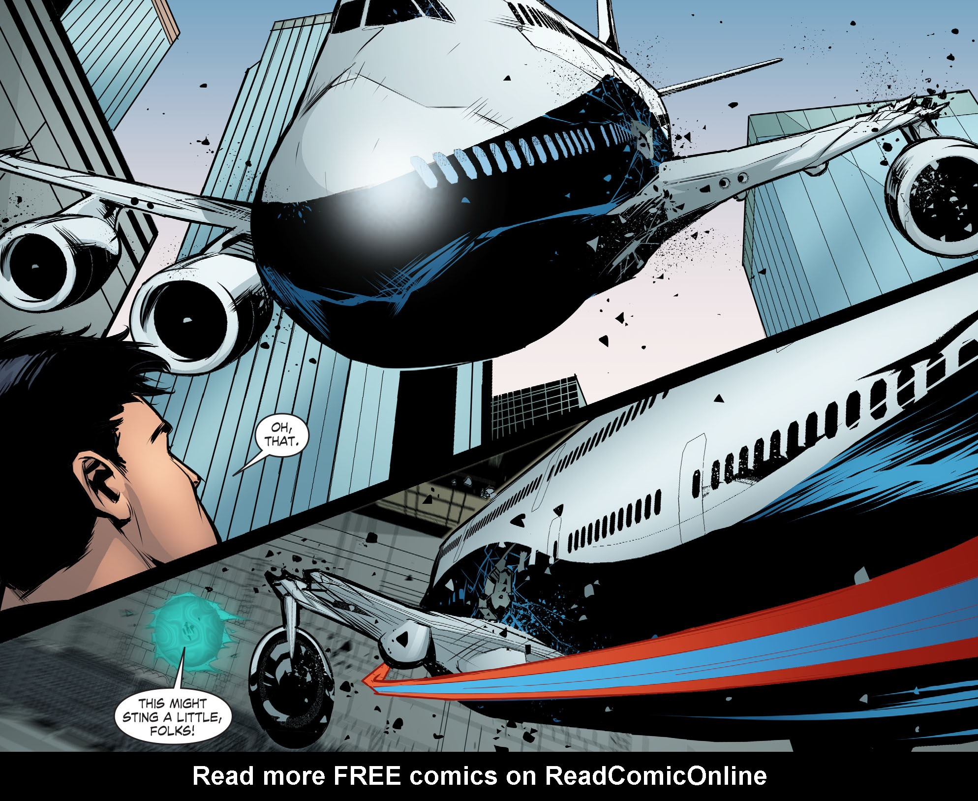 Read online Smallville: Chaos [II] comic -  Issue #7 - 19