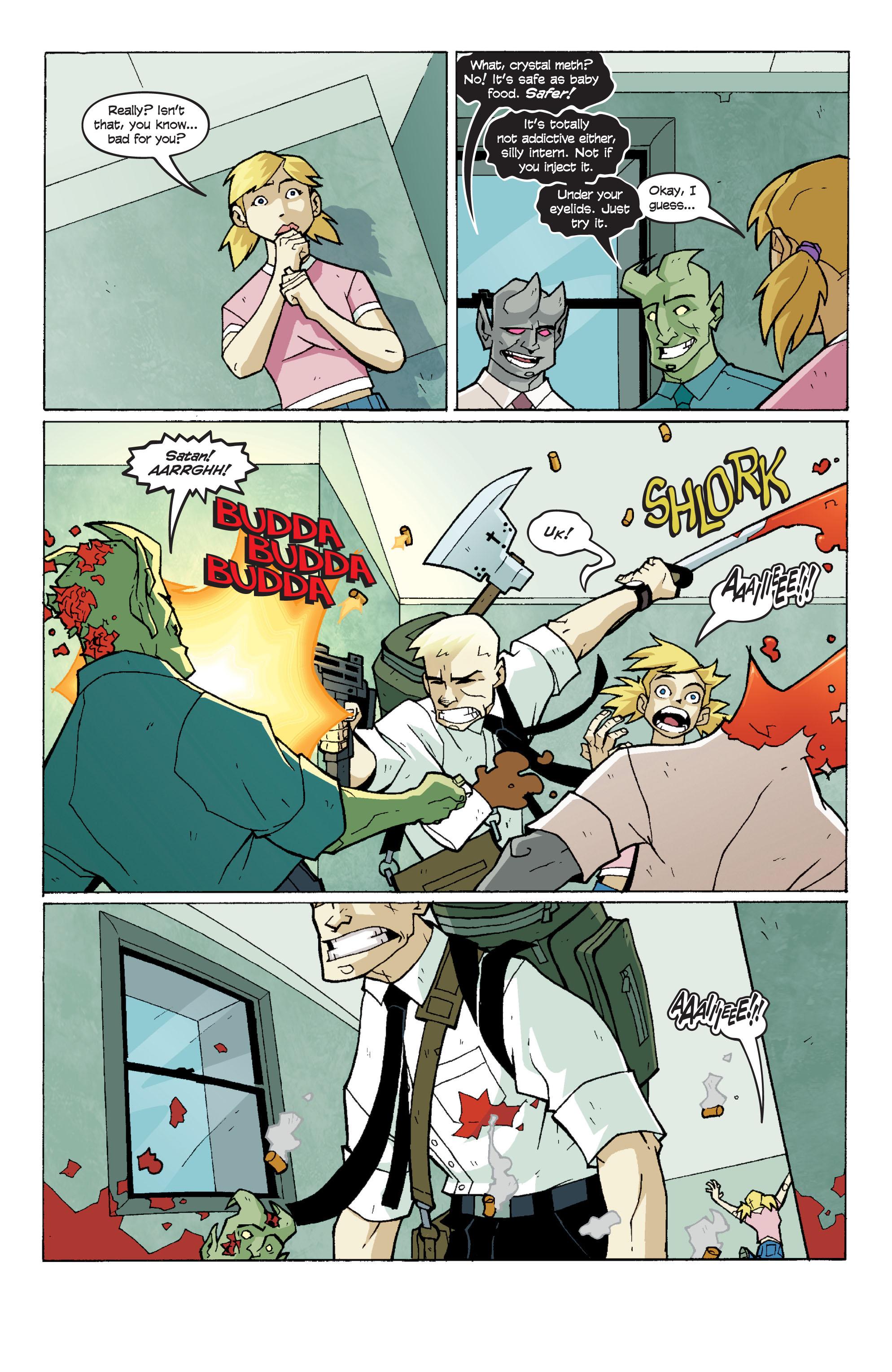 Read online Killer Of Demons comic -  Issue #3 - 9