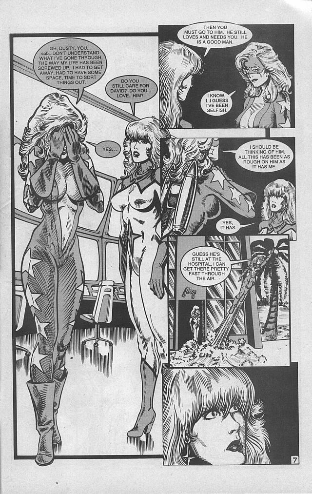 Femforce Issue #53 #53 - English 30