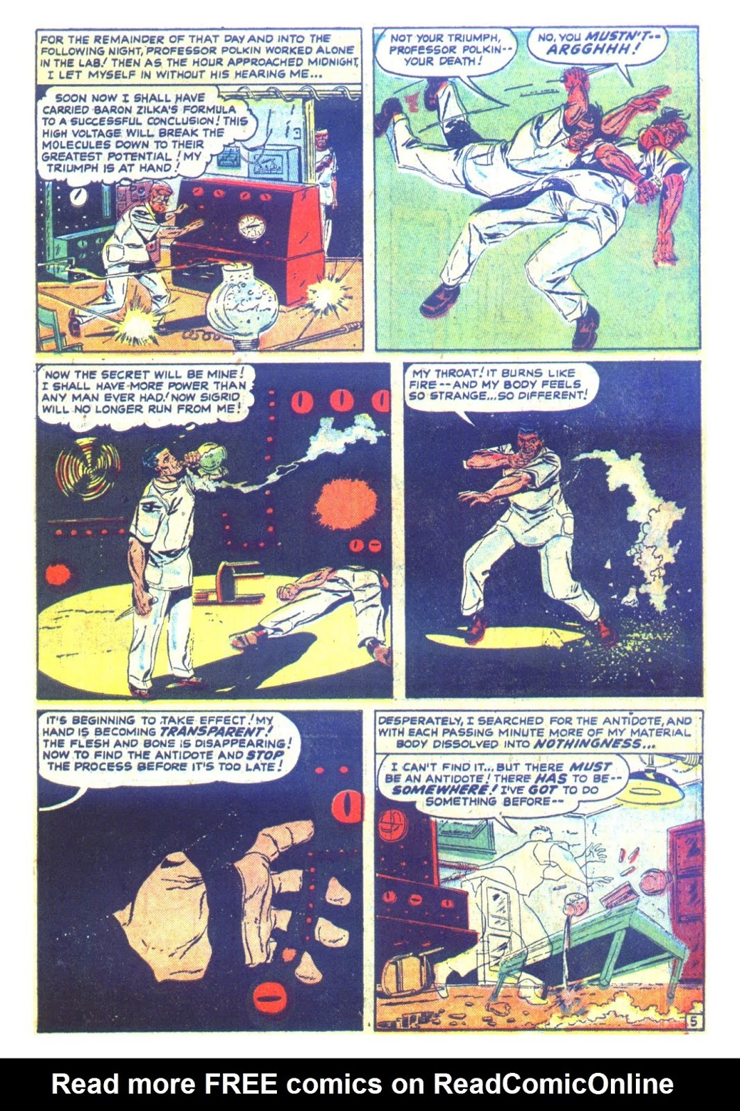 Journey Into Unknown Worlds (1950) issue 37 - Page 7