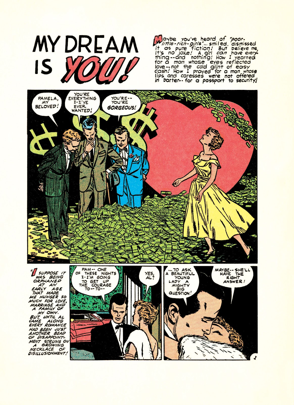 Read online Setting the Standard: Comics by Alex Toth 1952-1954 comic -  Issue # TPB (Part 4) - 33