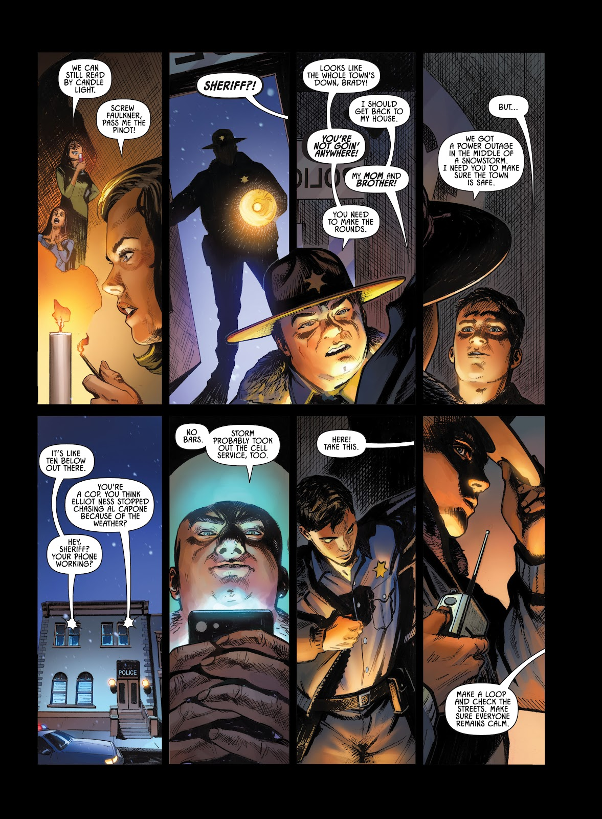 Savage Circus issue 1 - Page 19