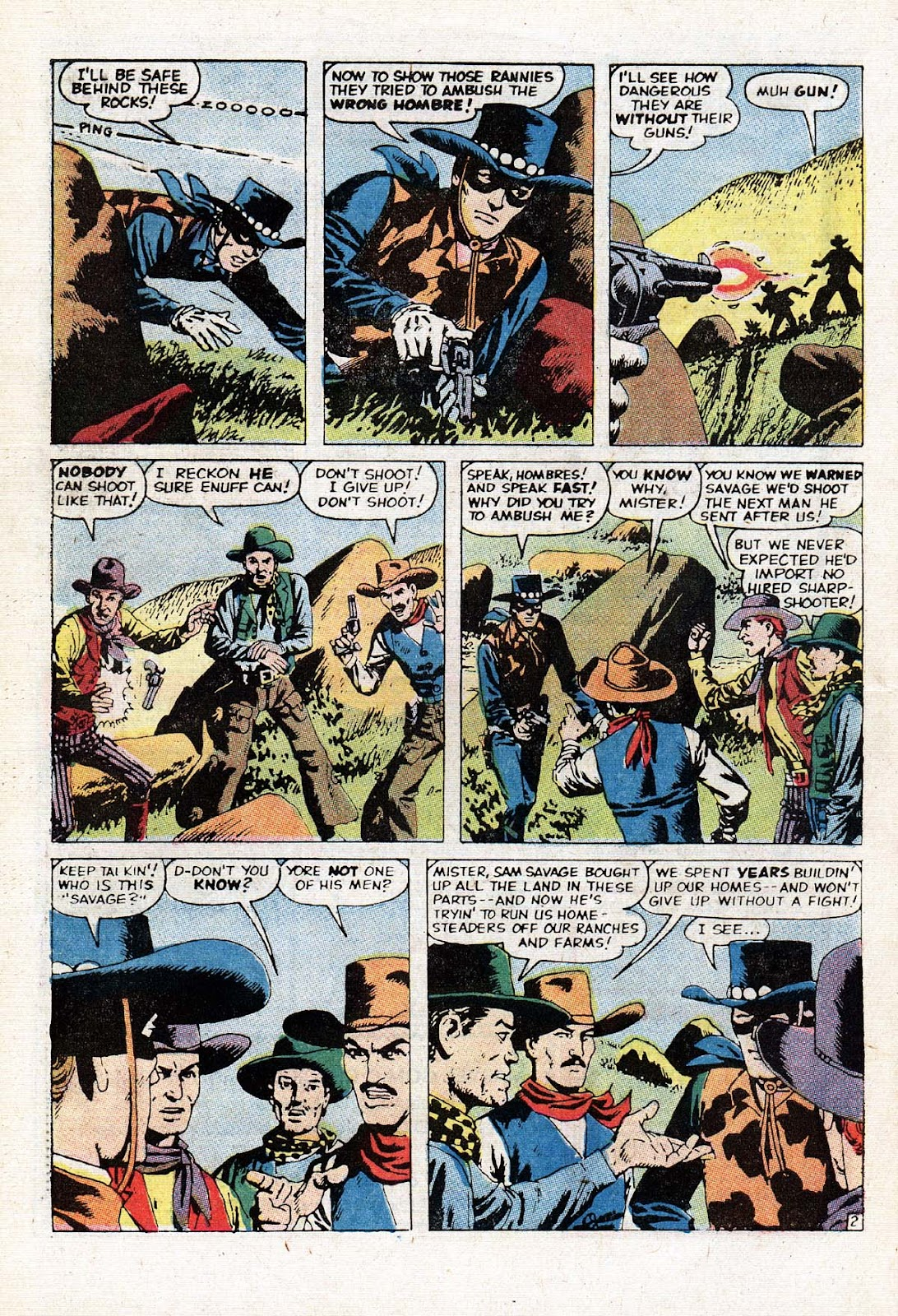 The Mighty Marvel Western issue 15 - Page 26