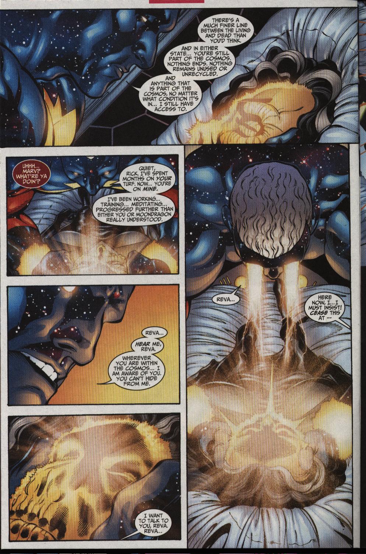 Captain Marvel (1999) Issue #33 #34 - English 16