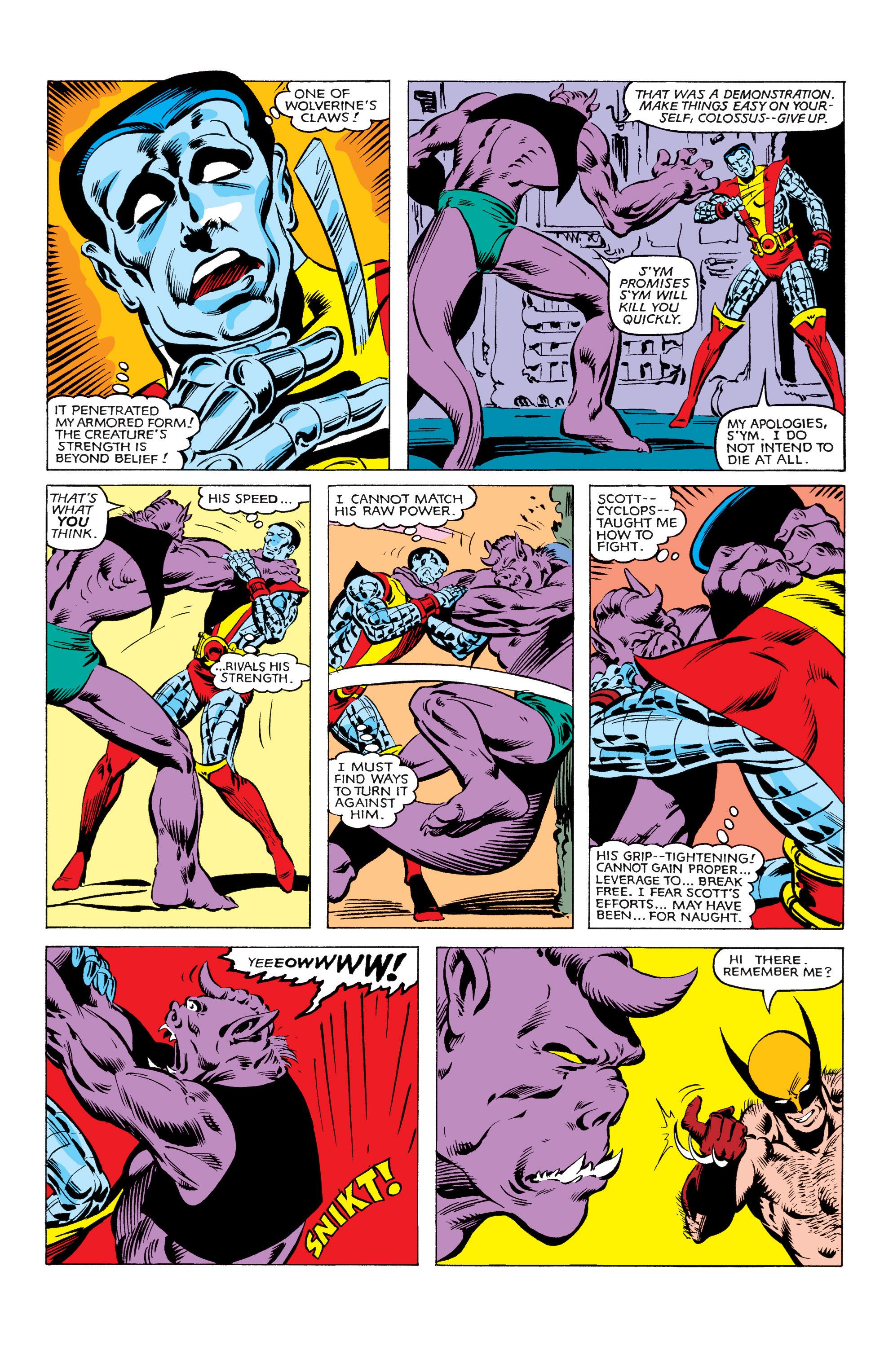 Read online Uncanny X-Men (1963) comic -  Issue #160 - 16