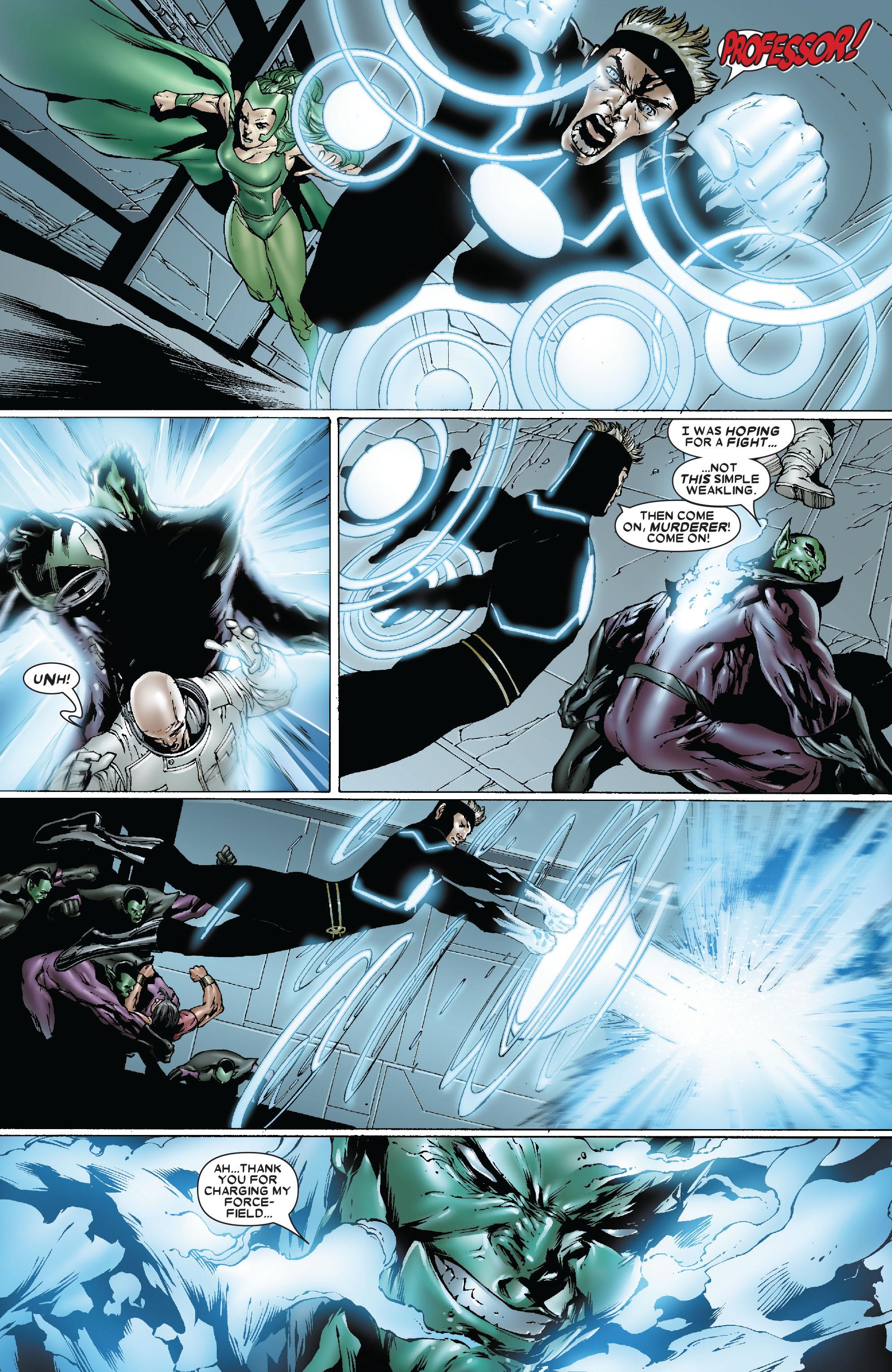 Read online Uncanny X-Men (1963) comic -  Issue #478 - 16