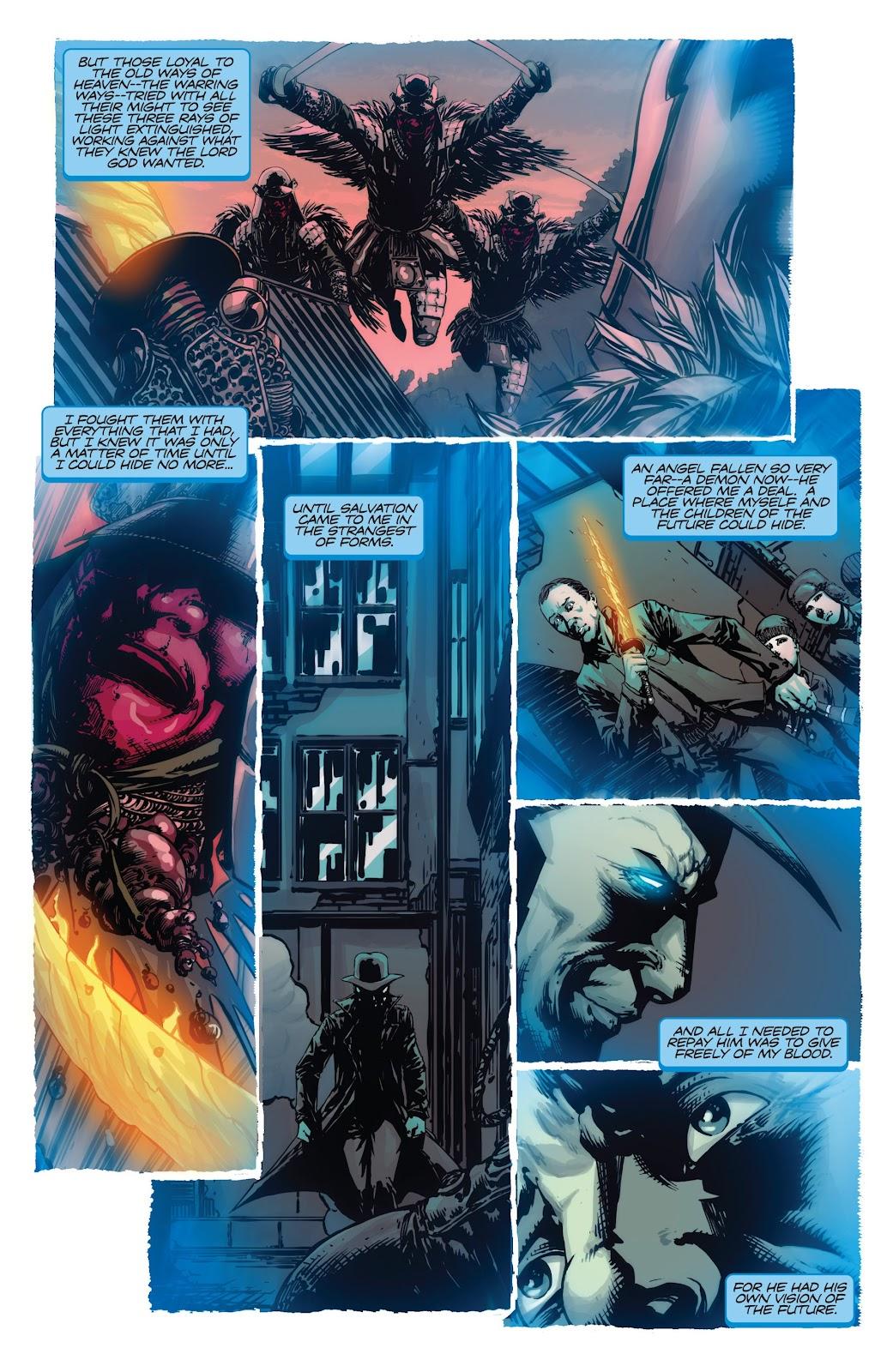 Read online Vampirella Strikes comic -  Issue #6 - 16